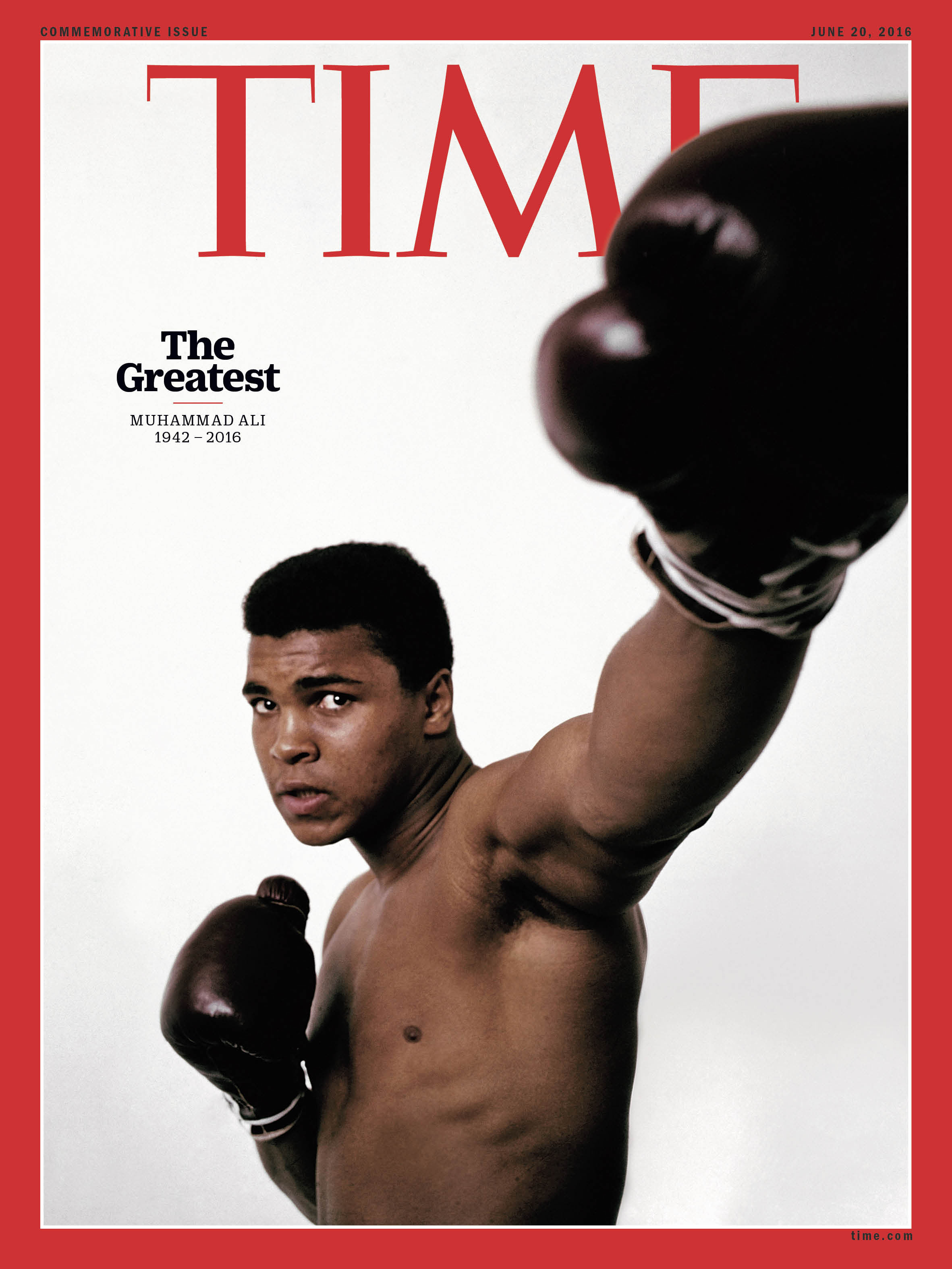 Muhammad Ali: Behind TIME's Cover | Time
