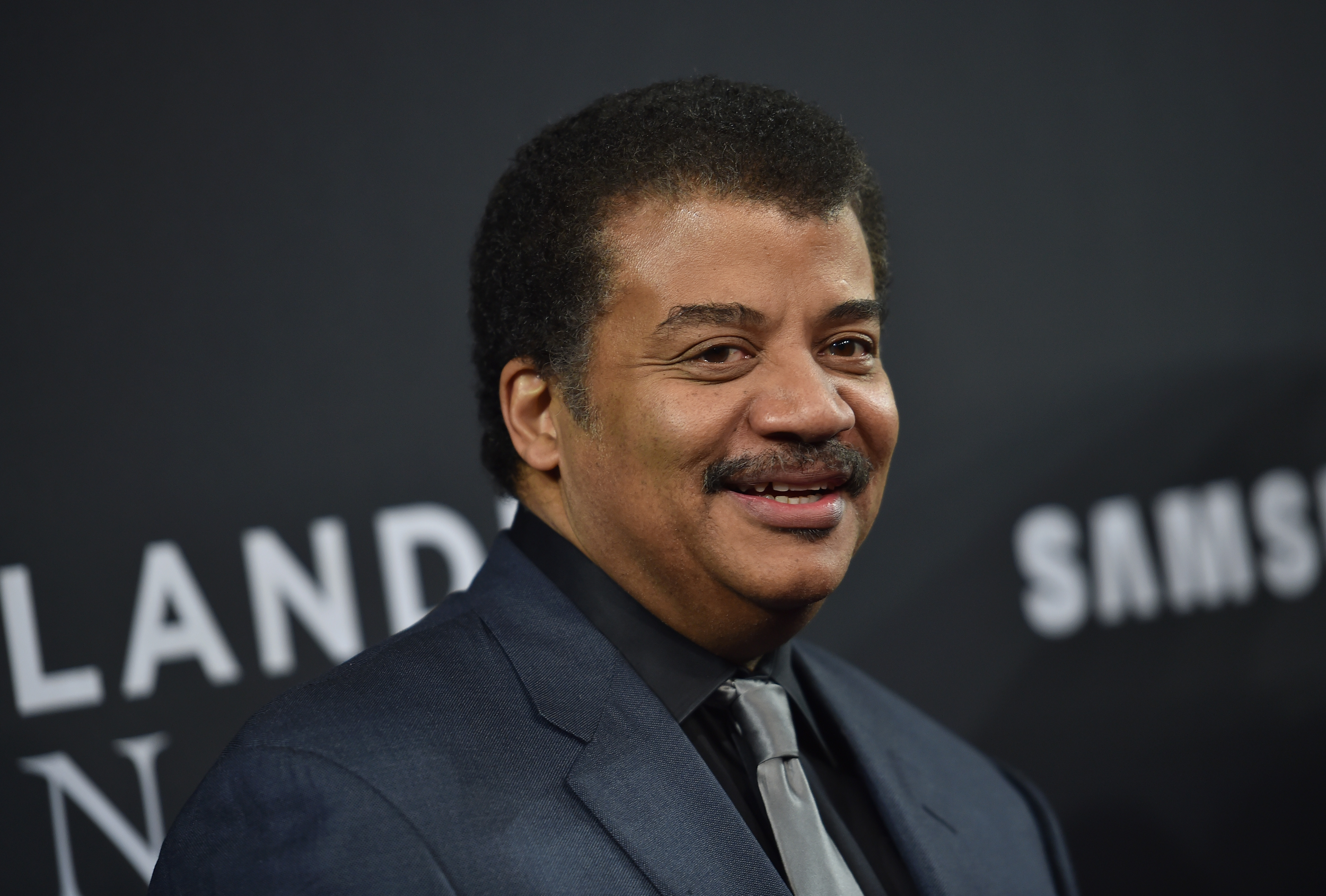 Neil deGrasse Tyson attends the  Zoolander 2  World Premiere at Alice Tully Hall on February 9, 2016 in New York City.
