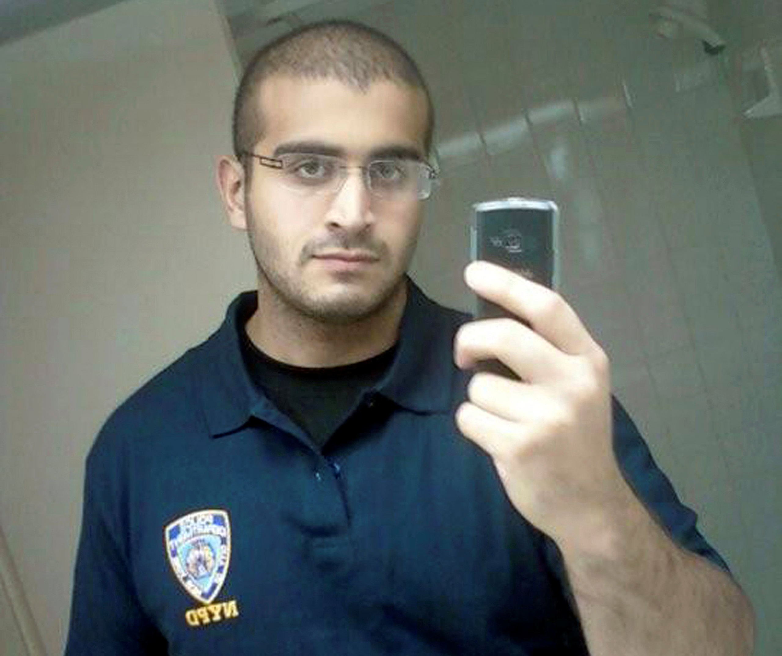 An undated photo from a social media account of Omar Mateen, who Orlando Police have identified as the suspect in the mass shooting at a gay nighclub in Orlando, on June 12, 2016.