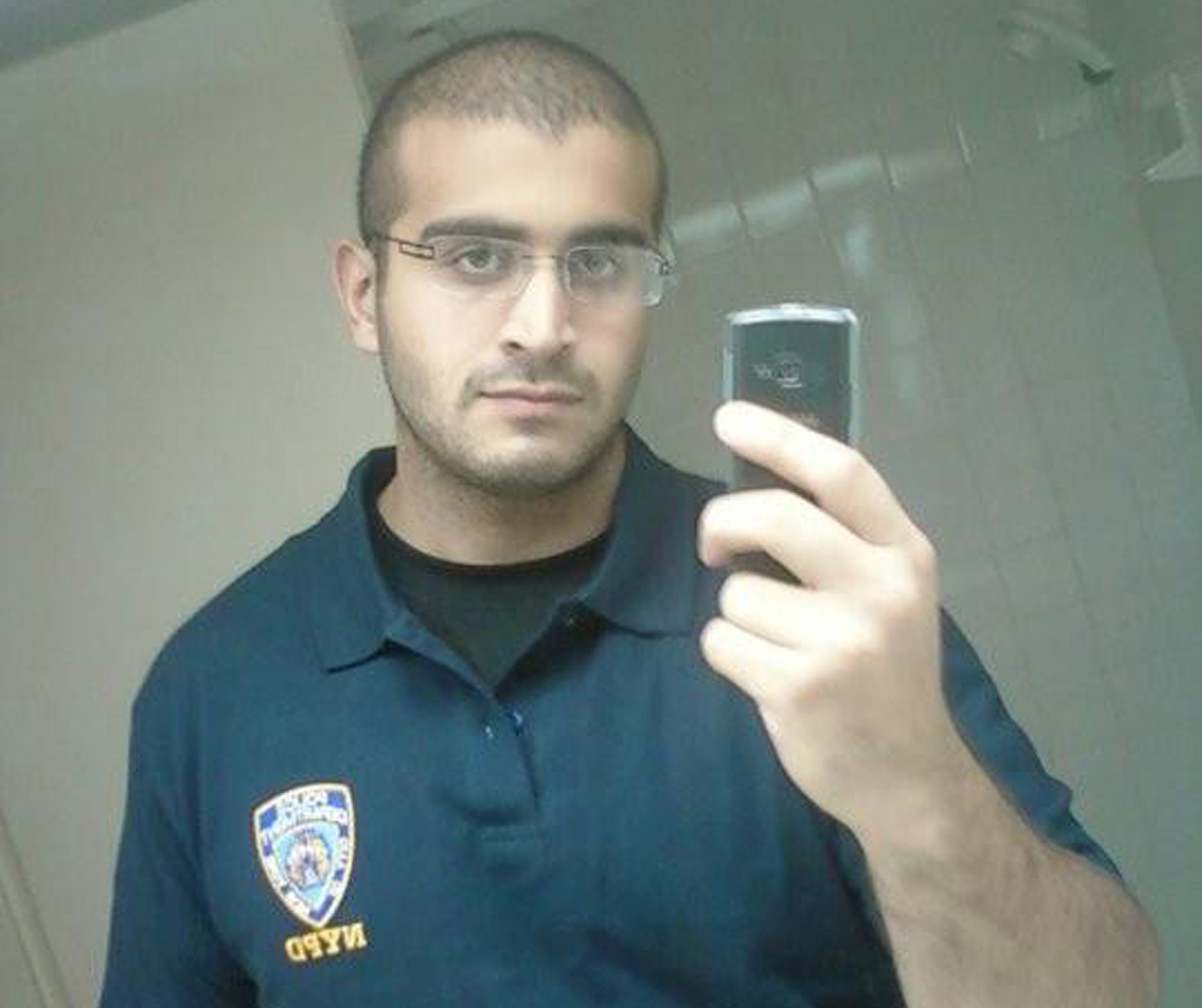 An undated photo of Omar Mateen, identified as the gunman in mass shooting at a gay club in Orlando, Fla., released on June 12, 2016.