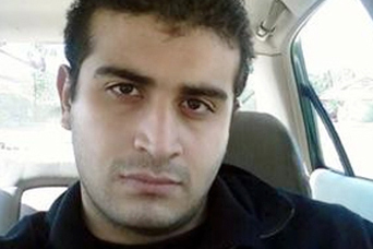 This undated file image shows Omar Mateen, who authorities say killed dozens of people inside the Pulse nightclub in Orlando, Fla. on June 12, 2016.