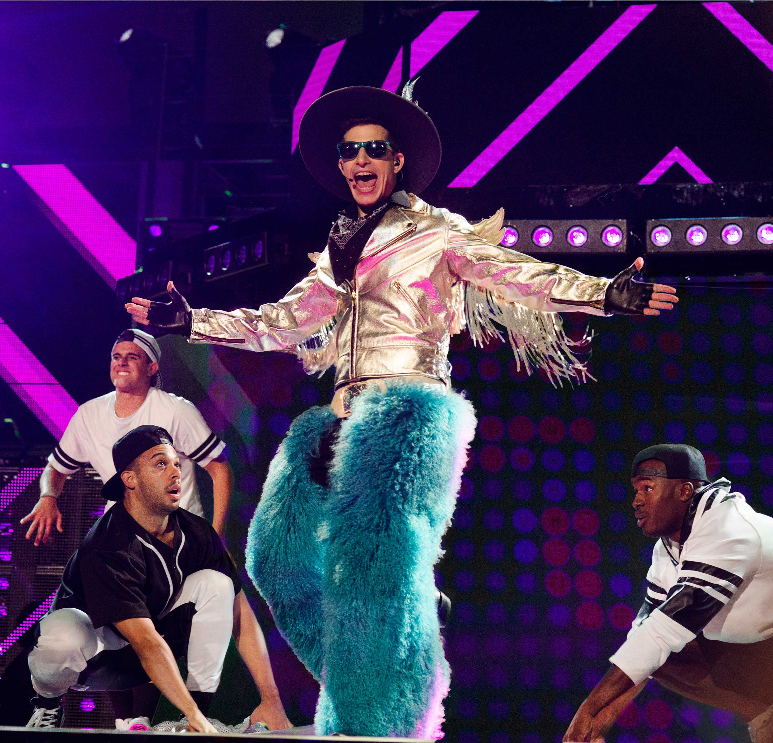 Andy Samberg puts the pale pop in Popstar, 4real