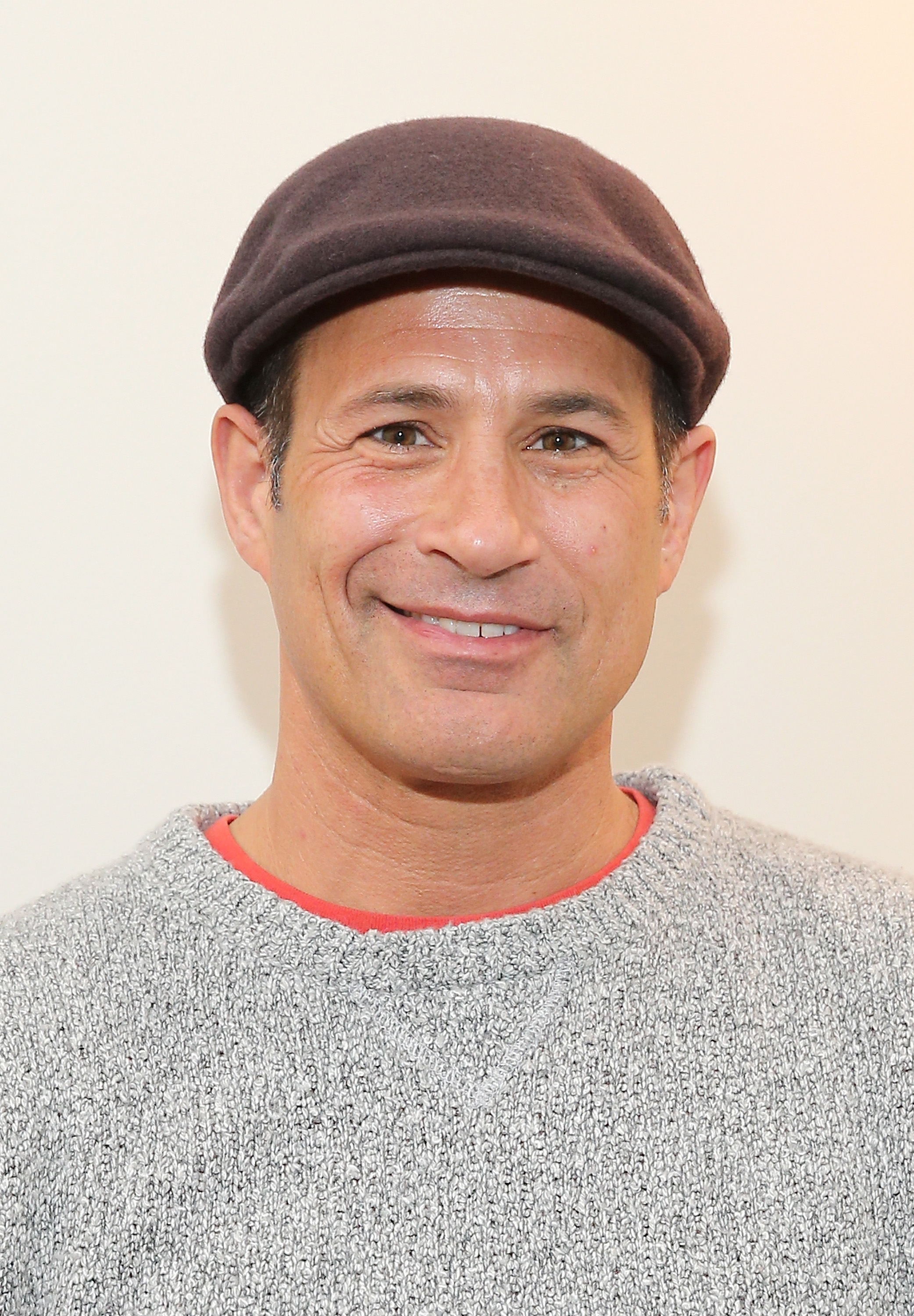 Sam Calagione at the Record Store Day 2016 Announcement at Electric Lady Studio in New York City on March 8, 2016.