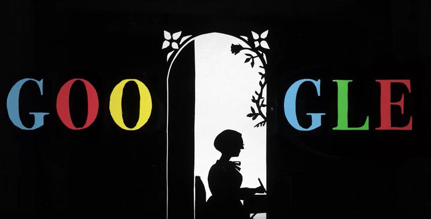 Google Doodle of Lotte Reiniger