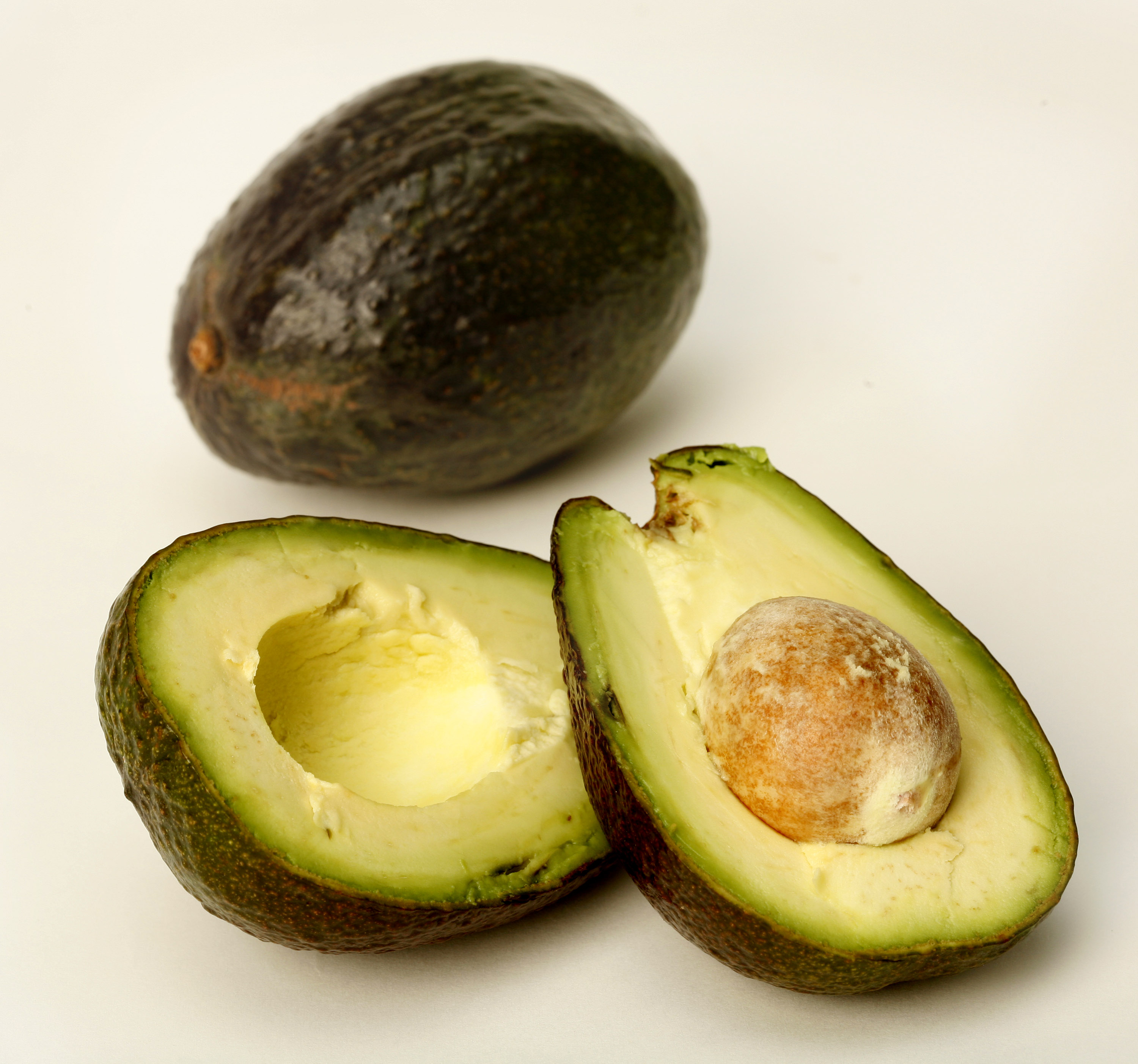 An avocado contains about 27 calories and 37 grams of fat, but it has earned its place in the health pantheon.  (Photo by Michael Tercha/Chicago Tribune/MCT via Getty Images)