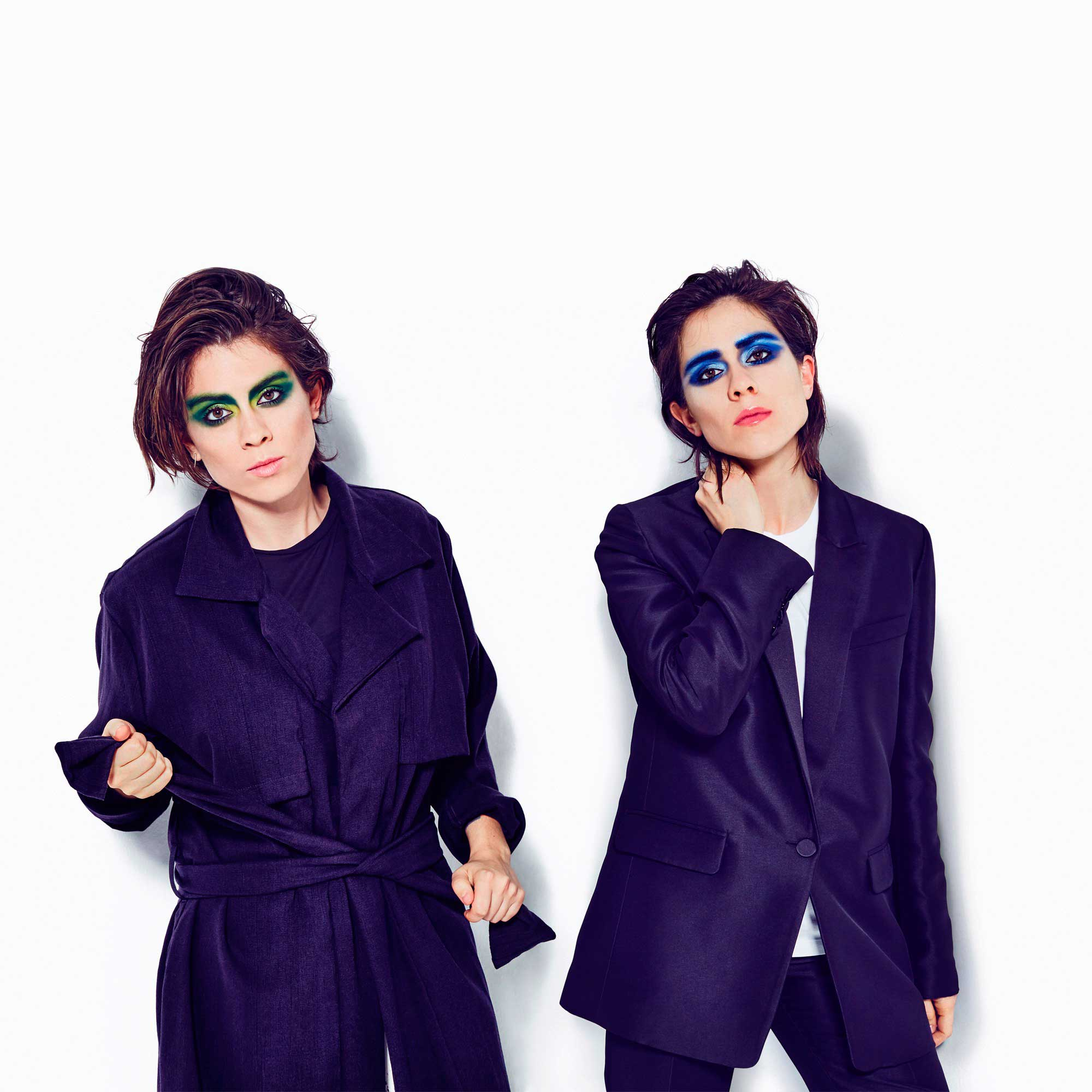 Pop's coolest sister act taps into a John Hughes refrain