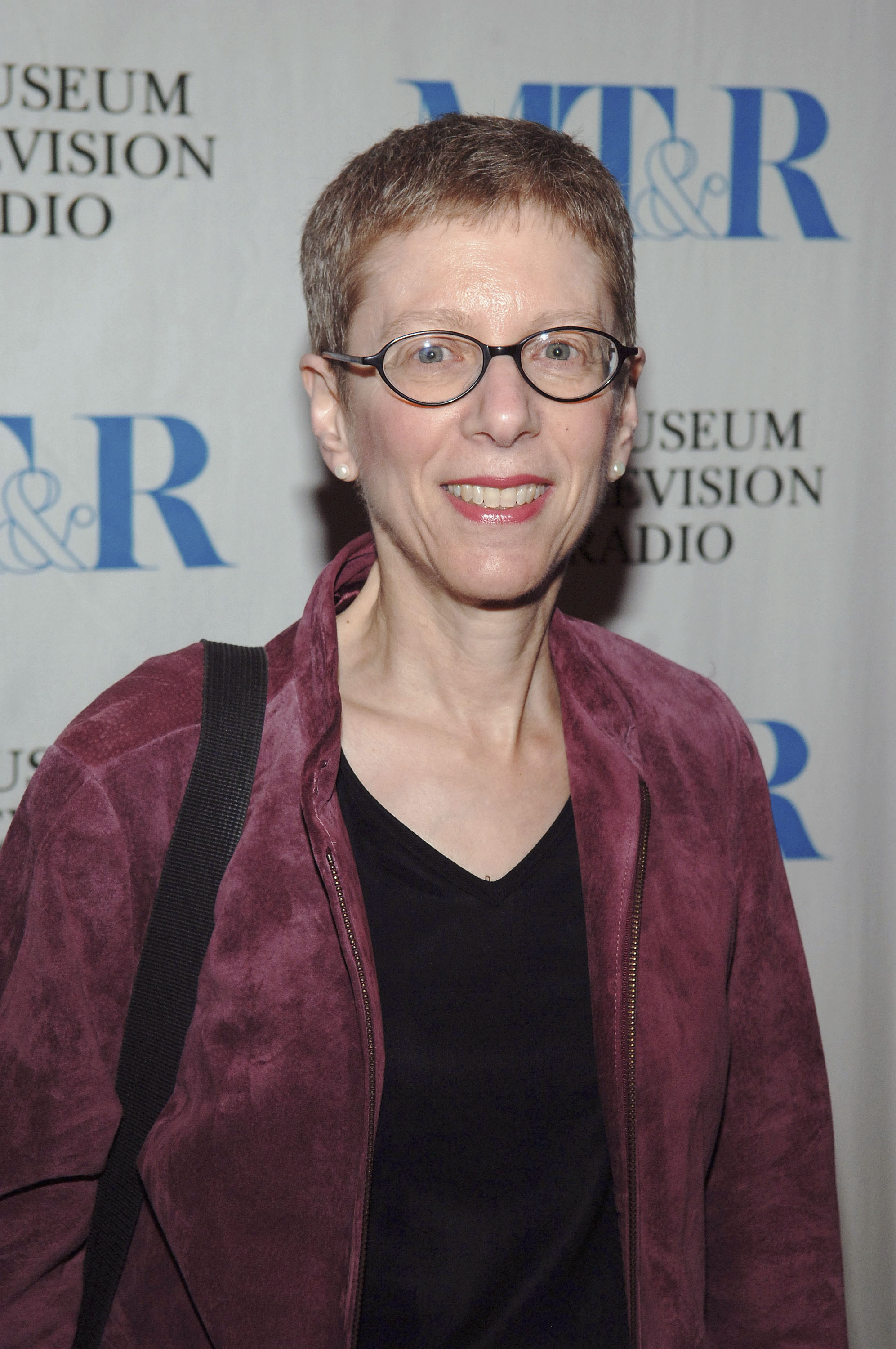 Terry Gross at the launch party for  She Made It: Women Creating Television and Radio  in New York City on Dec. 1, 2005.