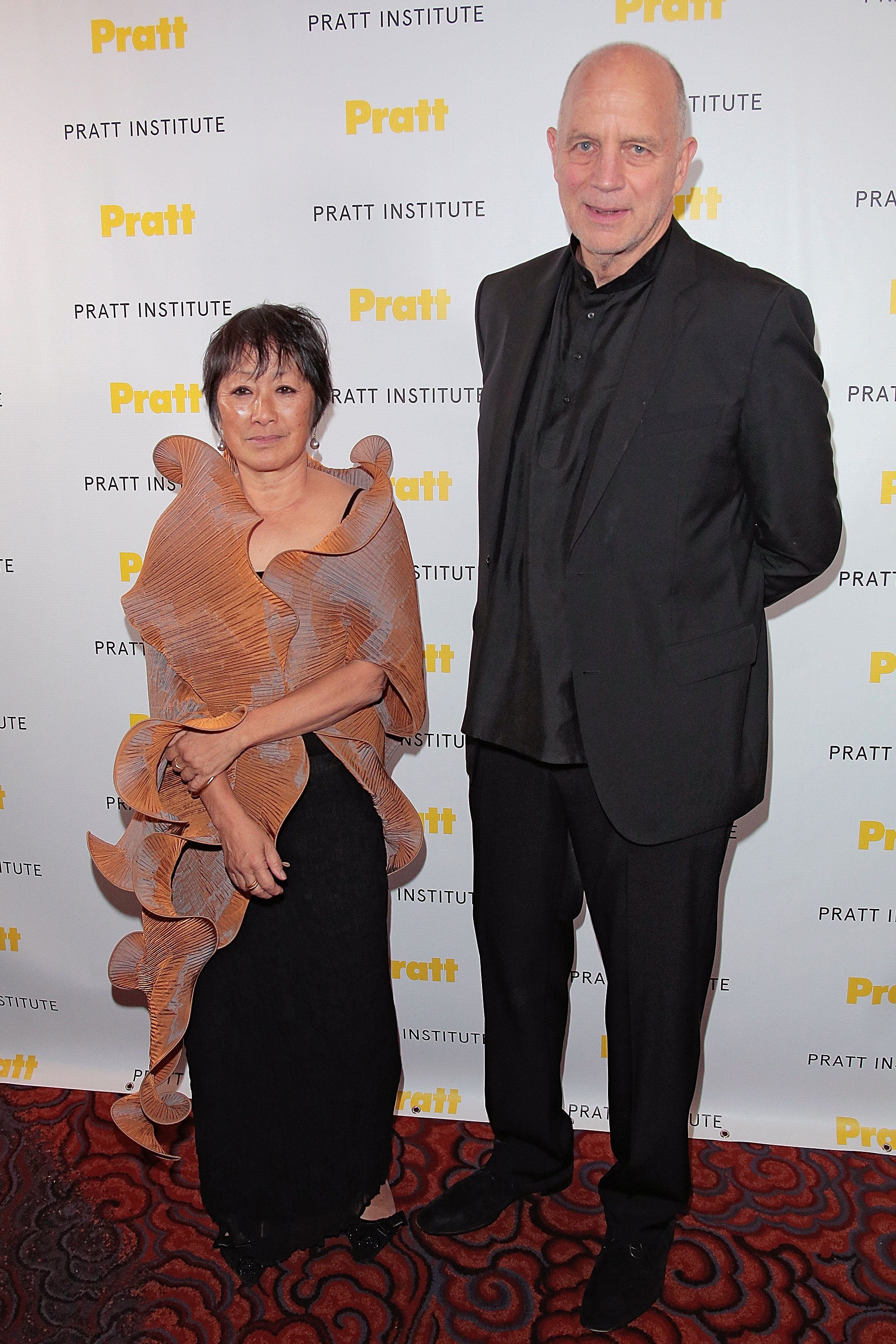 Billie Tsien and Tod Williams in 2015.