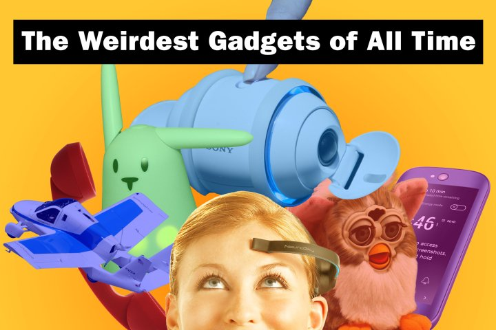 The Weirdest Gadgets of All Time