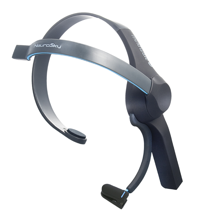 Mindwave mobile (NeuroSky EEG headset)