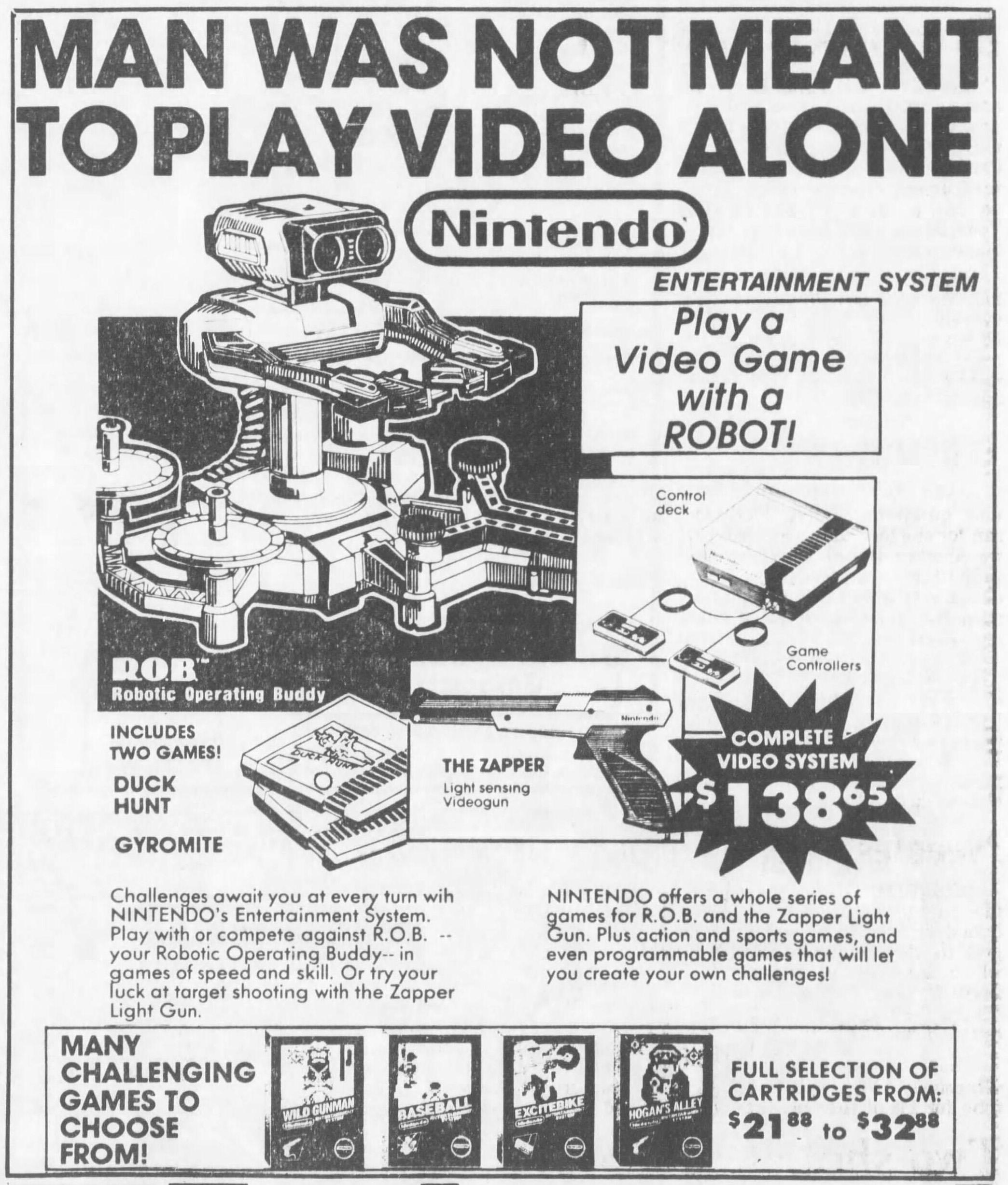 Nintendo R.O.B