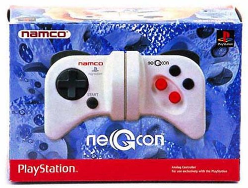 Namco NeGcon gamepad