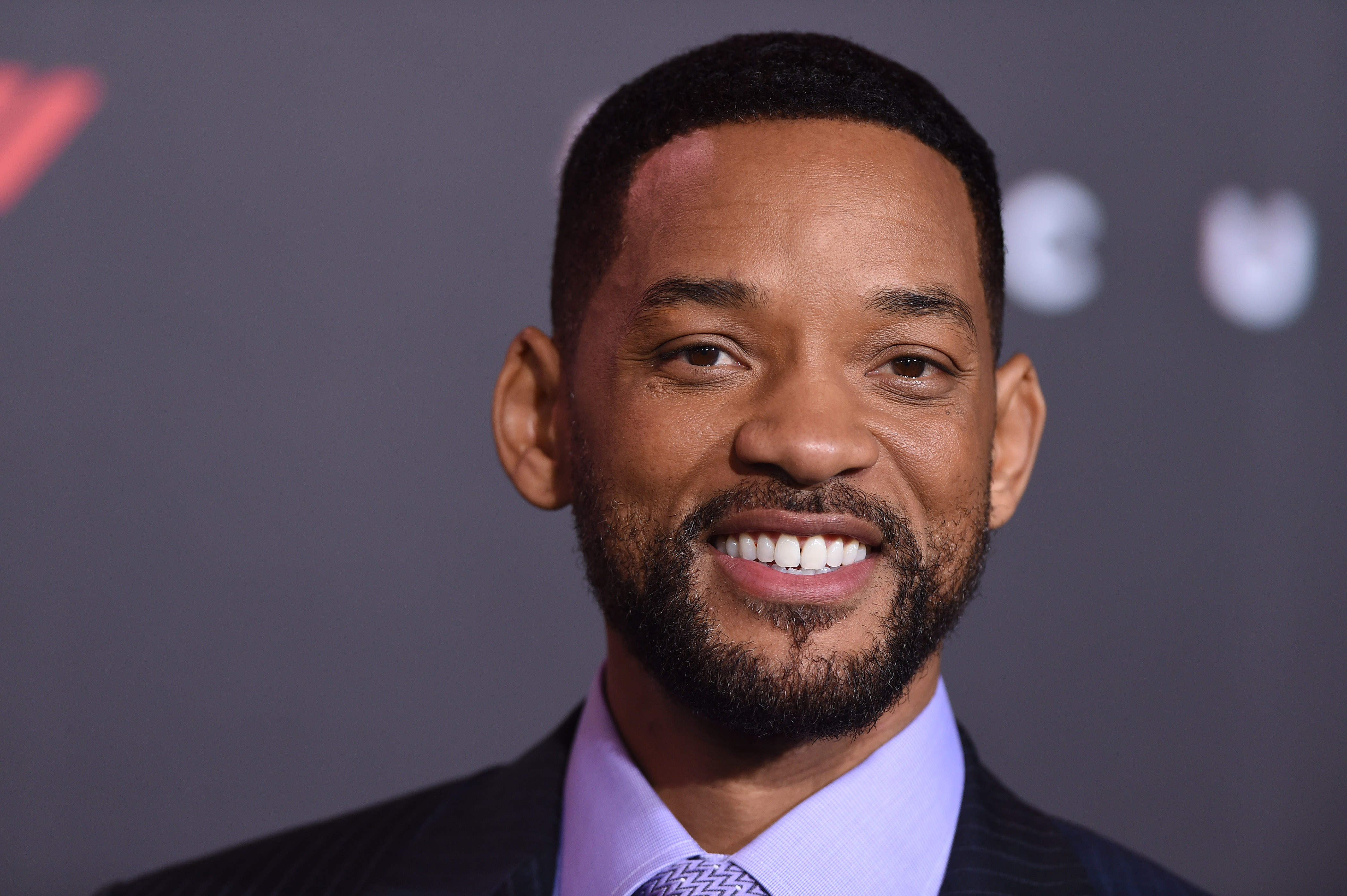 Actor Will Smith arrives at the Los Angeles World Premiere of Warner Bros. Pictures 'Focus' at TCL Chinese Theatre on February 24, 2015 in Hollywood, California.