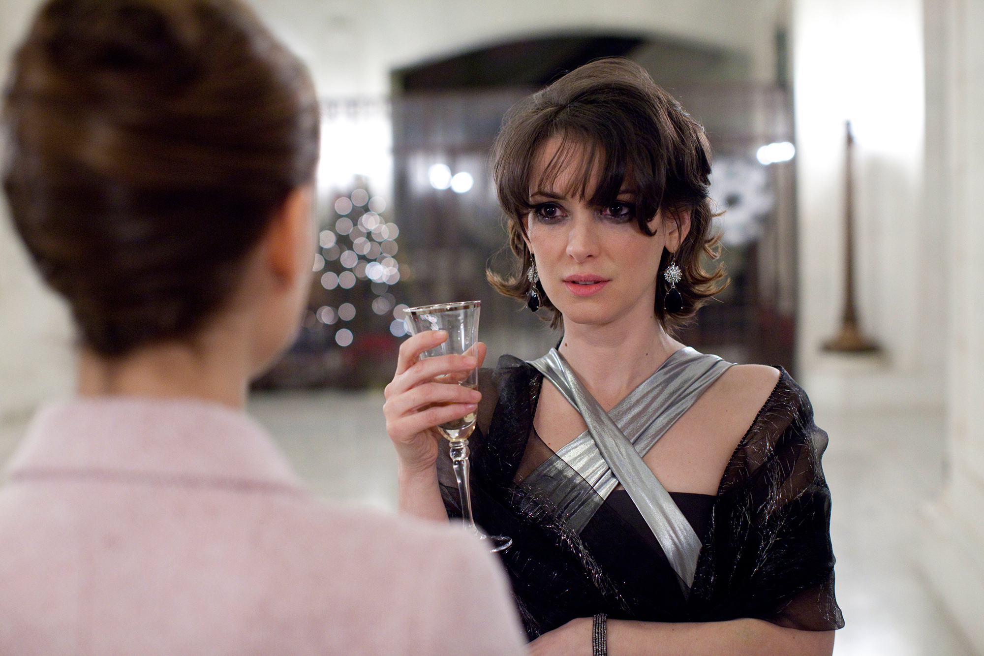 Winona Ryder in Black Swan in 2010.