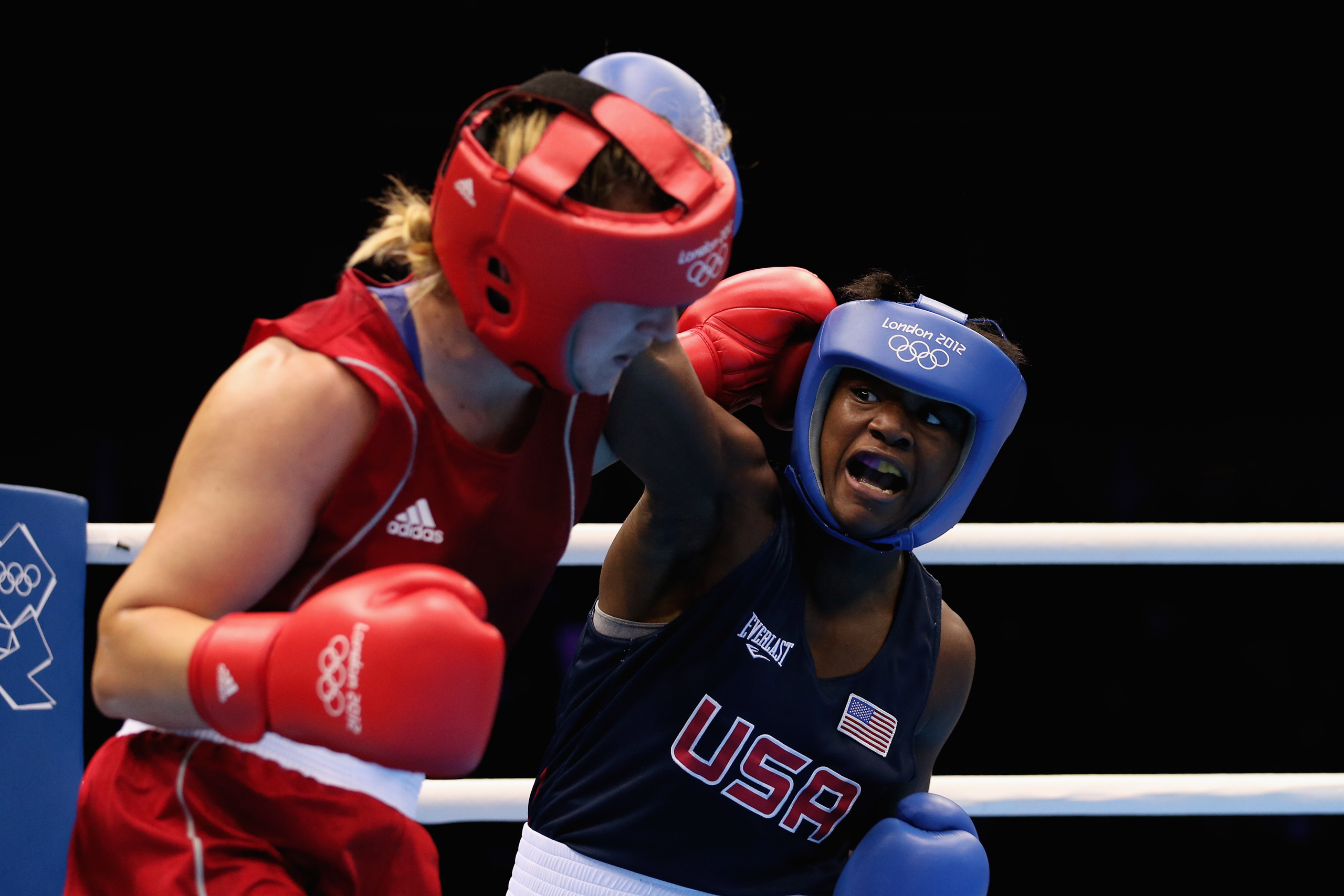 <strong>Claressa Shields, Boxing, USA</strong>The Flint, Mich., native won gold in the 165-lb. division in 2012 and is favored to do it again in Rio.