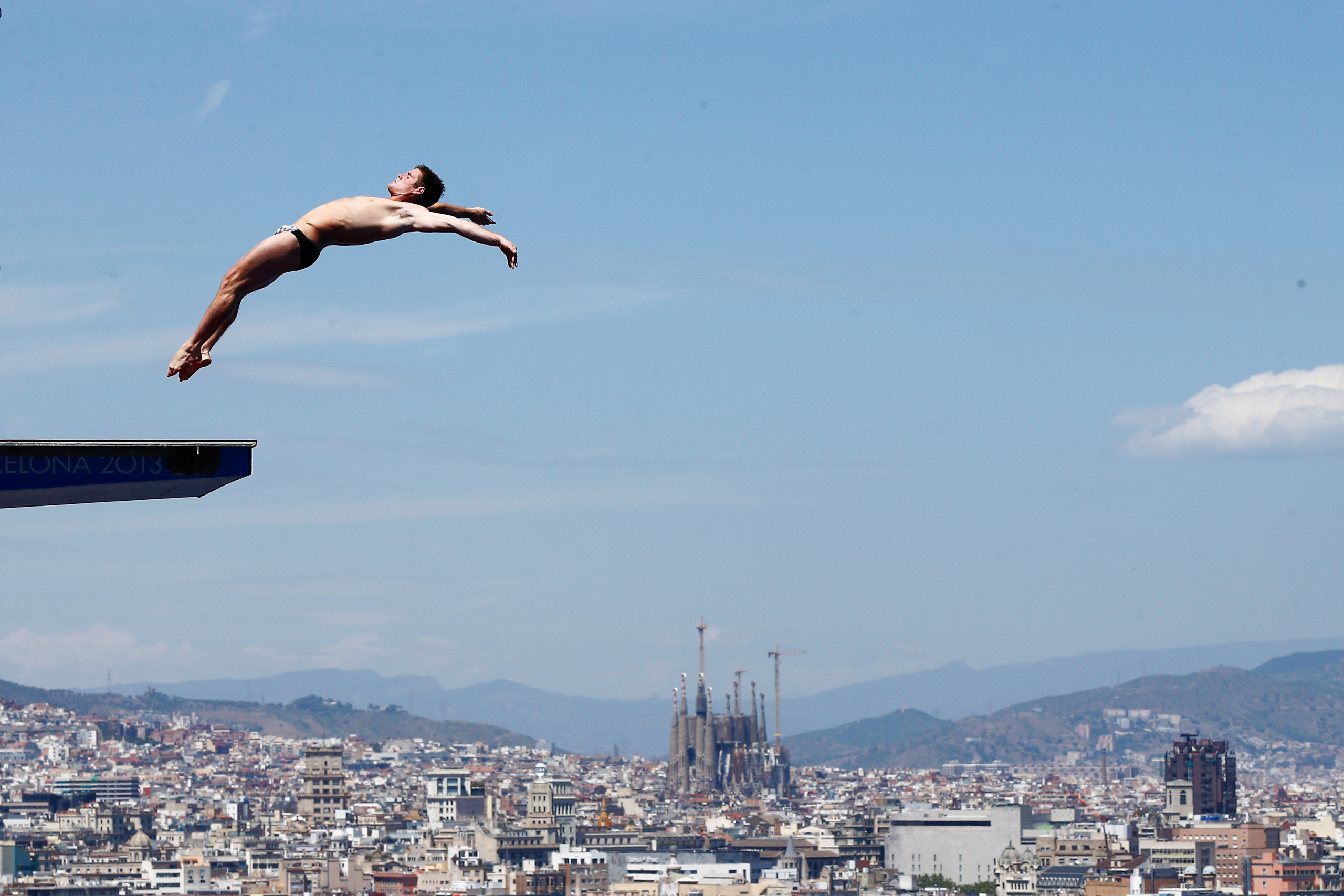 <strong>David Boudia, Diving, USA</strong>The defending Olympic champ in the 10-m platform almost quit diving but credits his wife and daughter with re-energizing his interest in the sport.