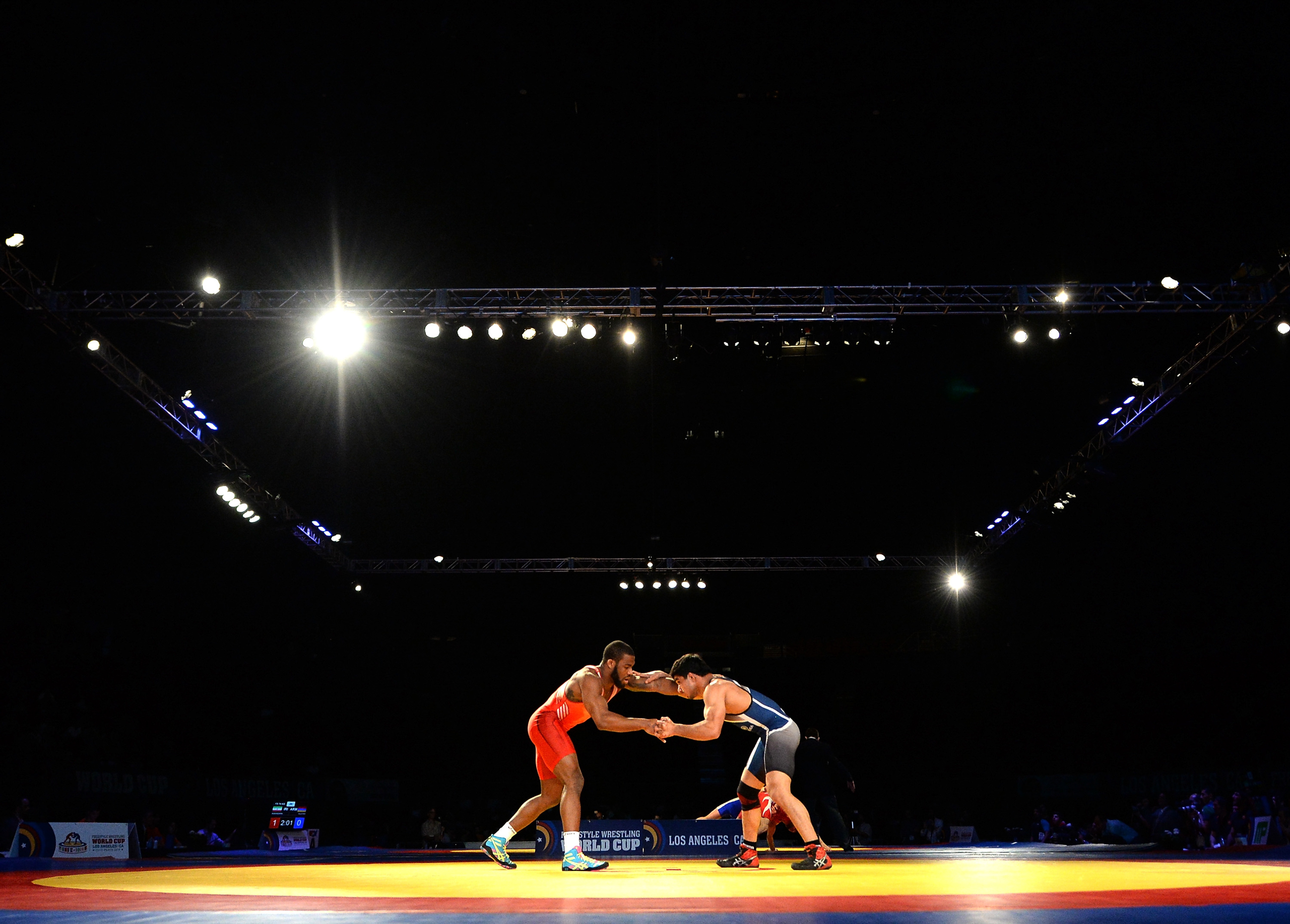 <strong> Jordan Burroughs, Wrestling, USA</strong>Wrestling: The Olympics always bring surprises, but the Camden, N.J., native is a safe bet to win a second straight gold: Burroughs is 24-1 in world and Olympic competition.