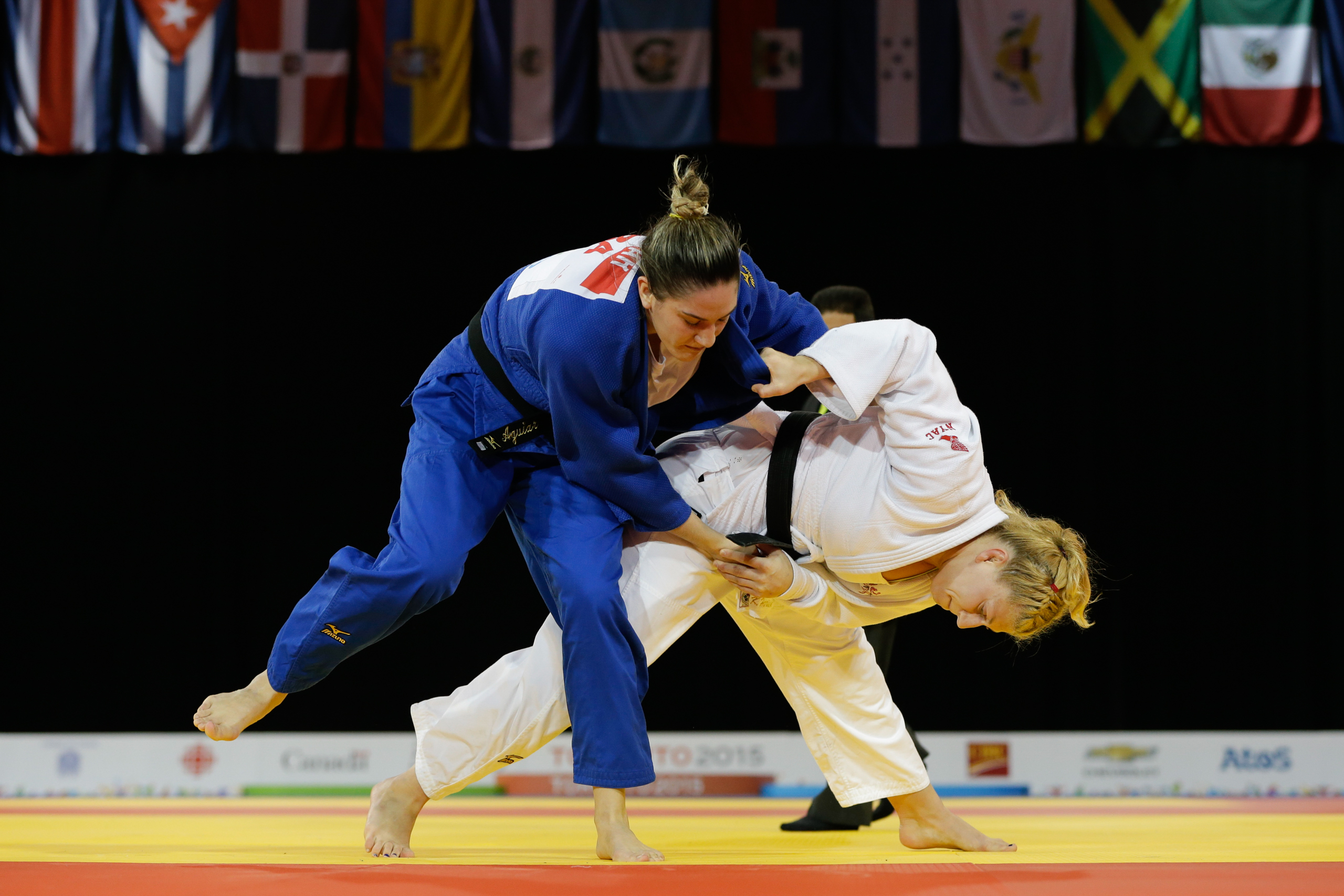 <strong>Kayla Harrison, Judo, USA</strong>America's first judo gold medalist, in London, could repeat––and may follow ex–training partner Ronda Rousey into MMA.