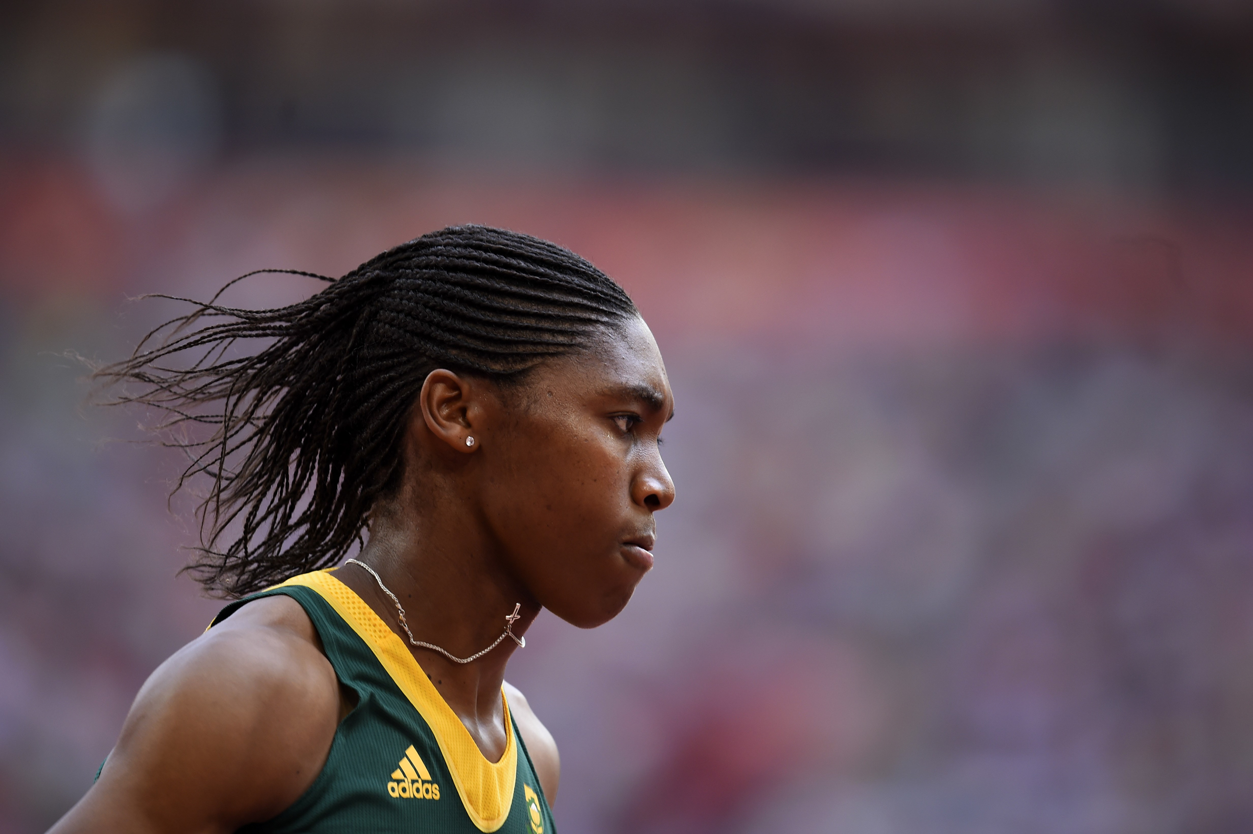 Caster Semenya has signed up to play with a South African soccer team.