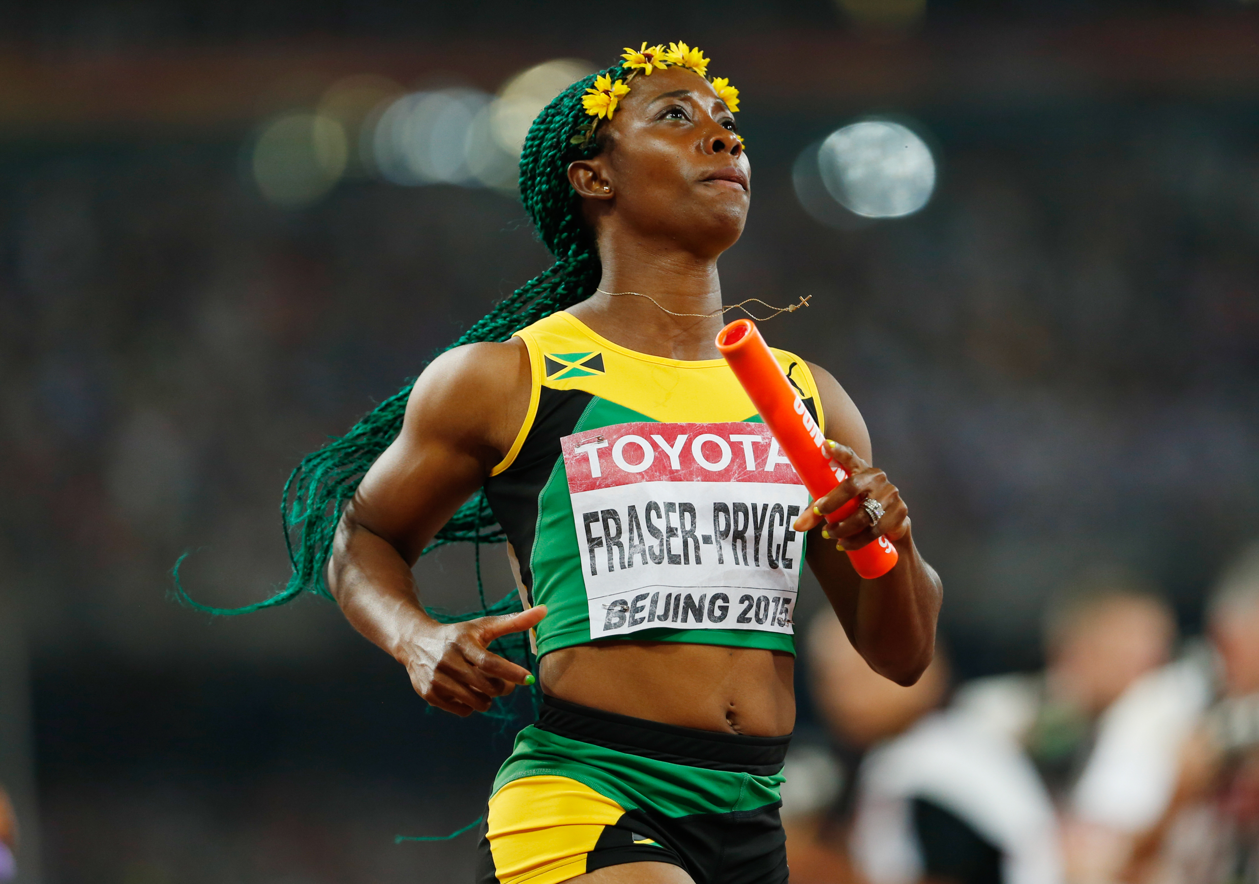 <strong>Shelly-Ann Fraser-Pryce, Track and Field, Jamaica</strong>Usain Bolt may steal Jamaica's sprinting spotlight, but Fraser-Pryce deserves her due: no woman has won three straight 100-m Olympic golds, a feat Fraser-Pryce can accomplish in Rio.