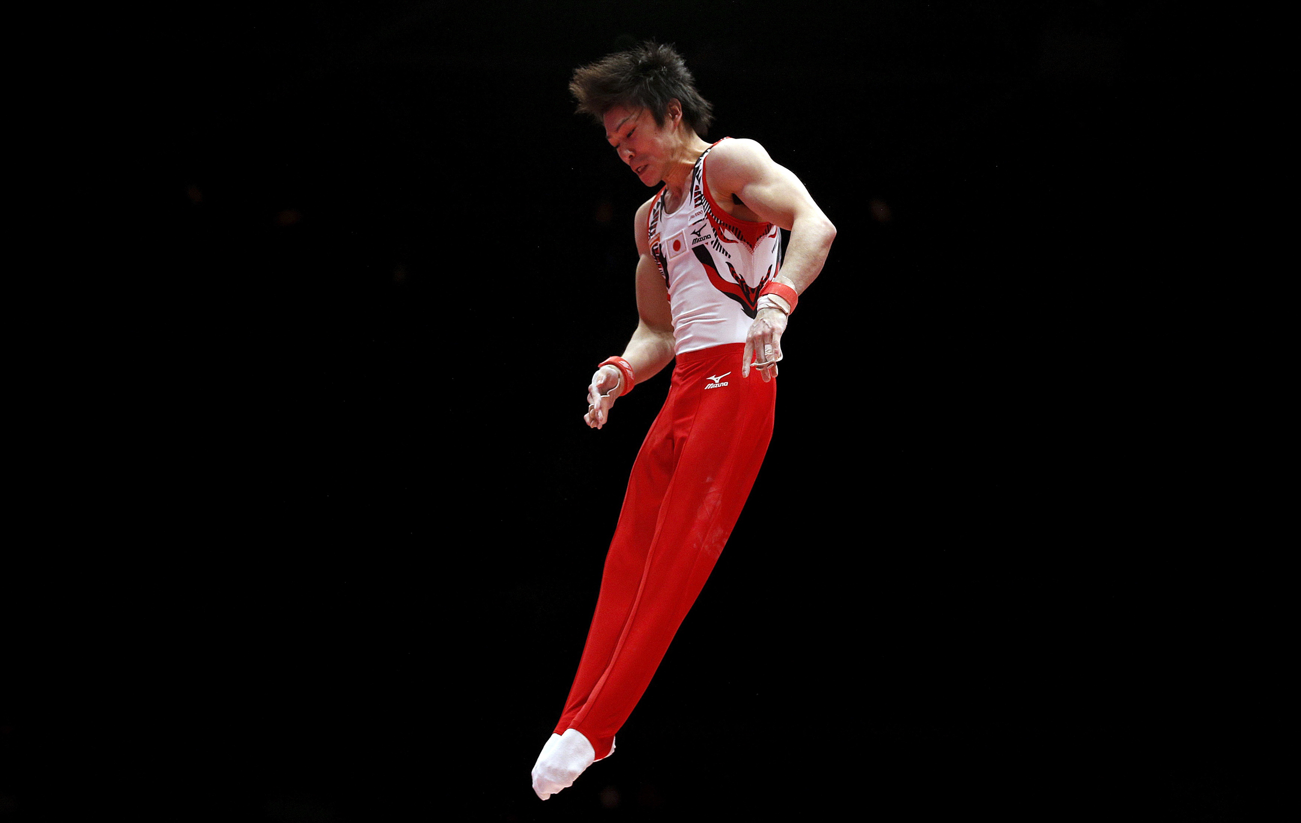 """<strong>Kohei Uchimura, Gymnastics, Japan</strong>Tokyo's summer heat has infiltrated the national training center, rendering bows a little sticky and dismounts a little slack. But Kohei Uchimura, the defending Olympic all-around title holder, lands his jumps with a panther poise that belies their caliber of diffi-culty. He does not appear to sweat.                                   Uchimura—who boasts six consecutive all-around world titles, double that of any other tumbler in history—is quite possibly the greatest male gymnast of all time. """"With today's scoring,"""" he says, """"if you don't move like a robot or a machine, you won't get the points.""""                                   But Uchimura also brings artistry to accuracy. The son of two gymnasts and brother to another, his destiny was set at the age of 3, when he began tumbling at his parents' gym in the southern city of Nagasaki. Today at 27, he might seem geriatric in the callow world of gymnastics. Uchimura, though, considers himself to be at """"peak form"""" for Rio, where he hopes to not only defend his individual all-around title but also lead Team Japan past its Chinese rivals, who have dominated the past two Olympics. Not that Uchimura plans to bow out at Rio. After all, the next Summer Games are in Tokyo. —Hannah Beech"""