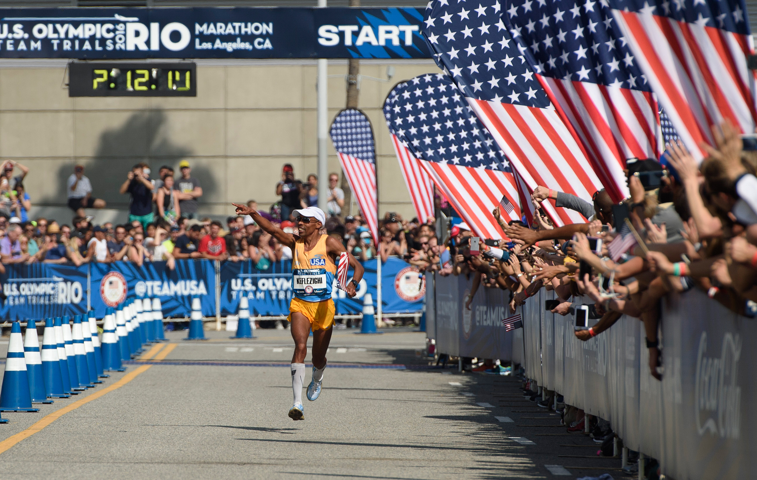 <strong>Meb Keflezighi, Track and Field, USA</strong>The ageless Keflezighi, who won the first Boston Marathon after the 2013 bombings, will be a sentimental favorite in the Rio marathon.