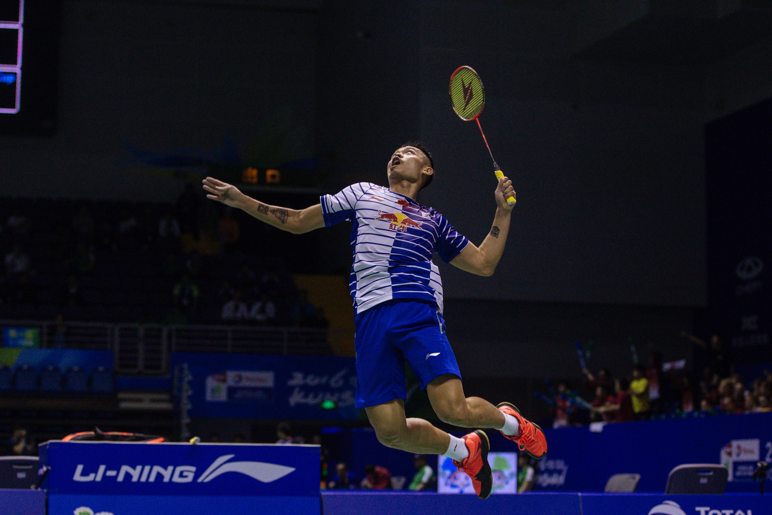 """<strong>Lin Dan, Badminton, China</strong>The bad boy of badminton is aiming for his third gold in men's singles. But """"Super Dan,"""" 32, will face his perennial foe, Malaysia's Lee Chong Wei, who beat him in April."""