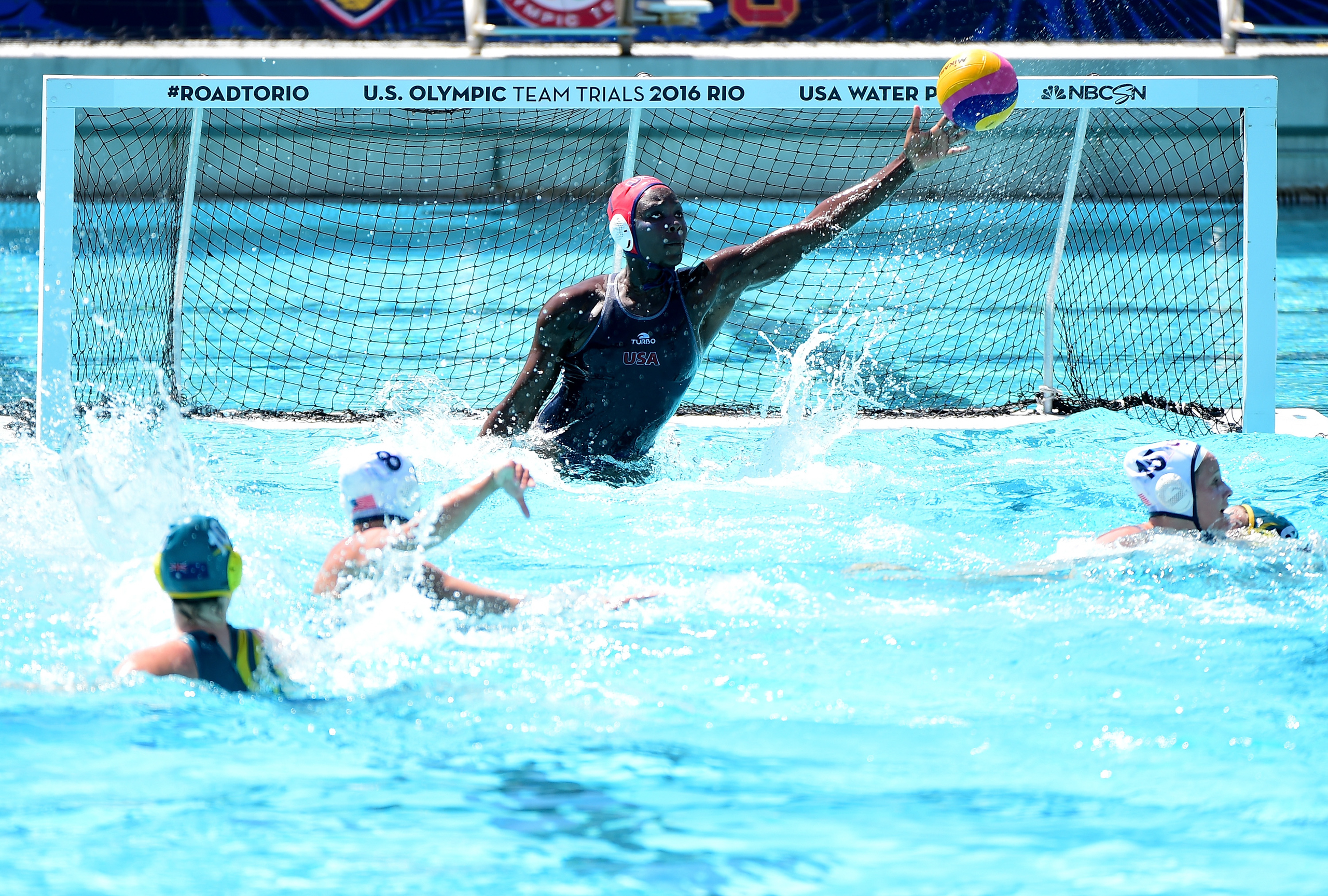 <strong>Ashleigh Johnson, Water Polo, USA</strong>Johnson, a rangy goalkeeper who learned the game at a Miami-area community pool, will be the first black American woman to compete in Olympic water polo. The favored U.S. team owns every major title in the sport.