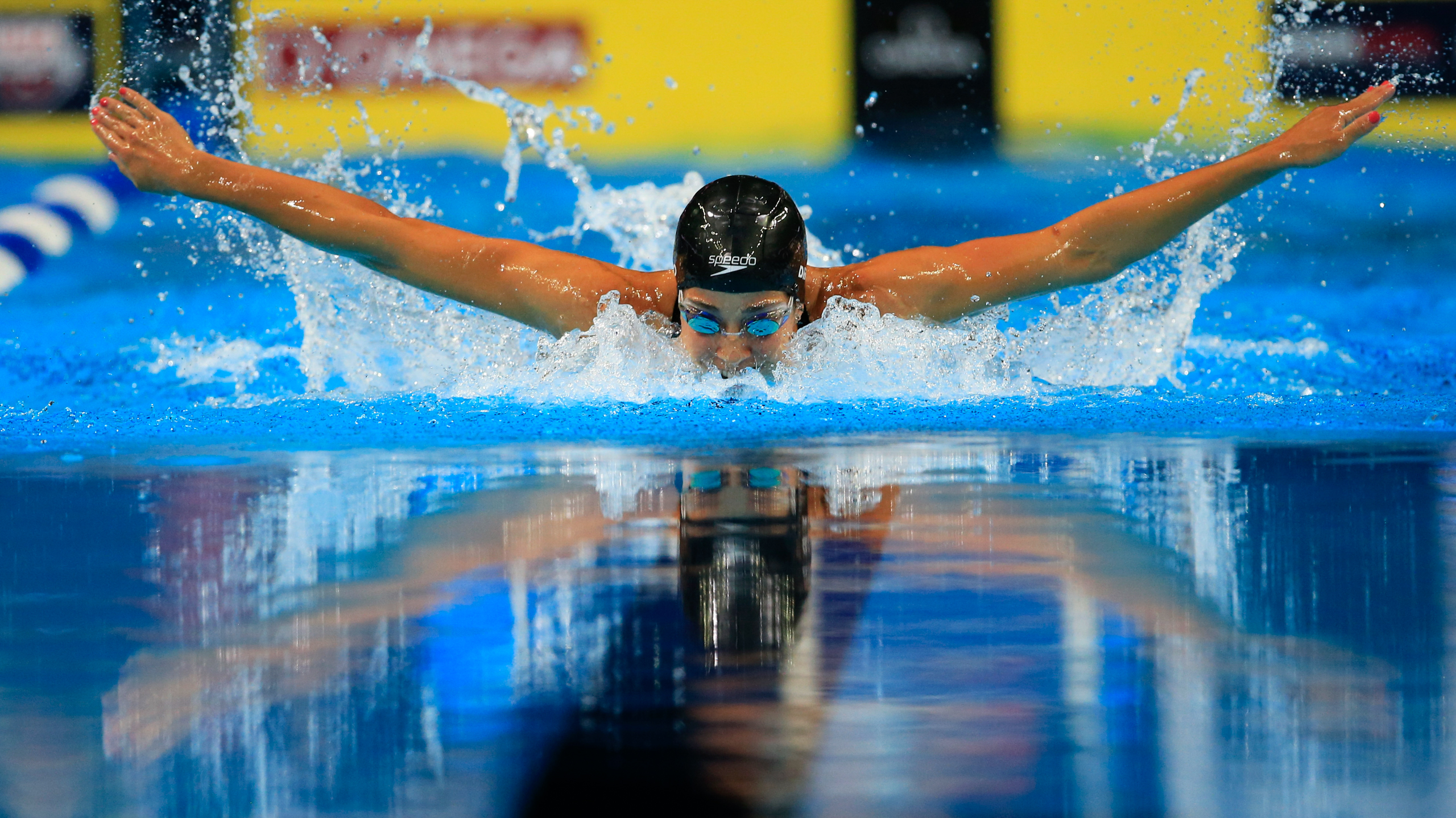 <strong>Maya DiRado, Swimming, USA</strong>DiRado will join Michael Phelps and Katie Ledecky as the only U.S. swimmers to race in three individual events. The Stanford graduate will go head-to-head against reigning Olympic champion and teammate Missy Franklin in the 200-m backstroke.
