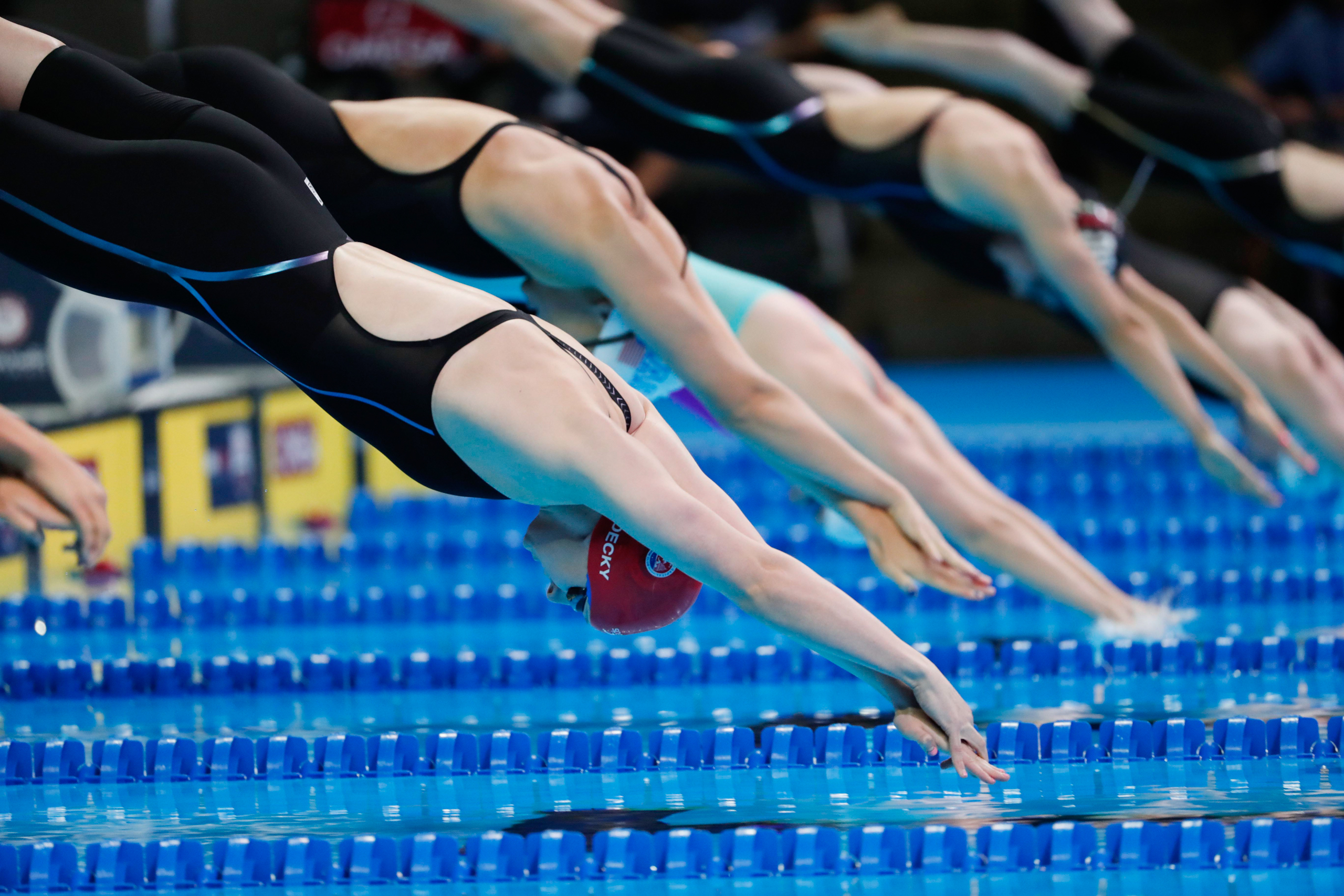"""<strong>Katie Ledecky, Swimming, USA</strong>""""I can do this."""" It's what Ledecky, 19, tells herself when her lungs are burning and her muscles are screaming and she still has dozens of laps to go. It's what she told herself four years ago in London, where she surged past the heavy favorites to win her first Olympic gold.                                   """"I can do this"""" can be a mixed blessing. """"She fails spectacularly and frequently,"""" says her coach Bruce Gemmell. That's because Ledecky isn't afraid of pushing her limits, shooting for a seemingly impossible pace. But it's also what propelled her to make history as the first to swim, and win, all four freestyle distances—200 m, 400 m, 800 m and 1,500 m—at the same meet, last year's world championships. That's the aquatic version of beating Usain Bolt and winning the marathon. """"I'm glad I'm not in her training group, because she literally whoops up on the boys,"""" says fellow Marylander Michael Phelps, the world's most decorated Olympian.                                    Even scarier? Ledecky, part of a deep U.S. team that includes fellow 2012 breakout Missy Franklin, hasn't hit her peak. """"If she puts everything together, she'll be like Secretariat at the Belmont in 1973—a onceinageneration thing,"""" says Gemmell. Will it happen in Rio? All Ledecky has to tell herself is """"I can do this."""" —A.P."""