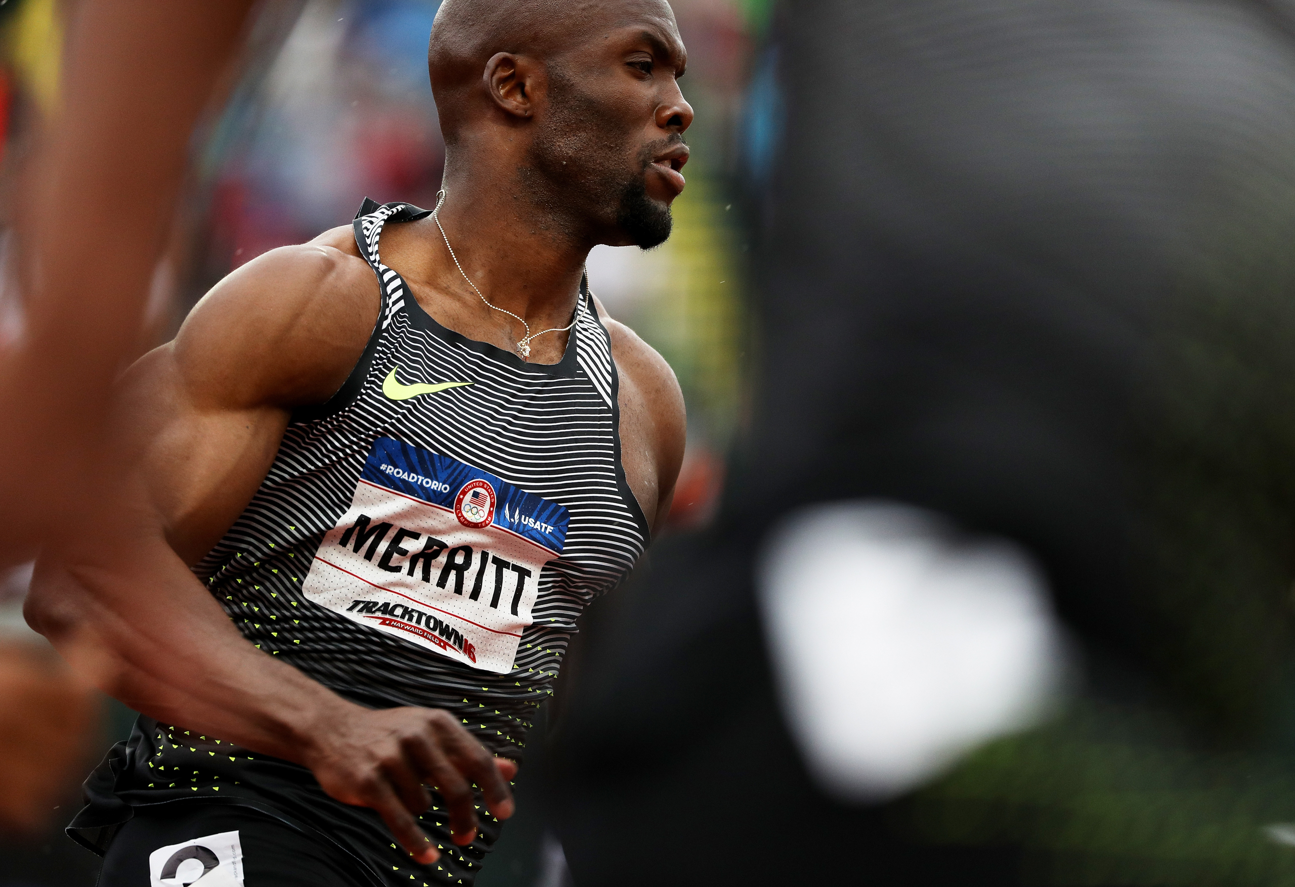 <strong>LaShawn Merritt, Track and Field, USA</strong>Merritt won the 400-m gold in 2008, but a strained hamstring took him out of contention in 2012. After running the year's fastest time at the U.S. trials, he's on pace for redemption in Rio.