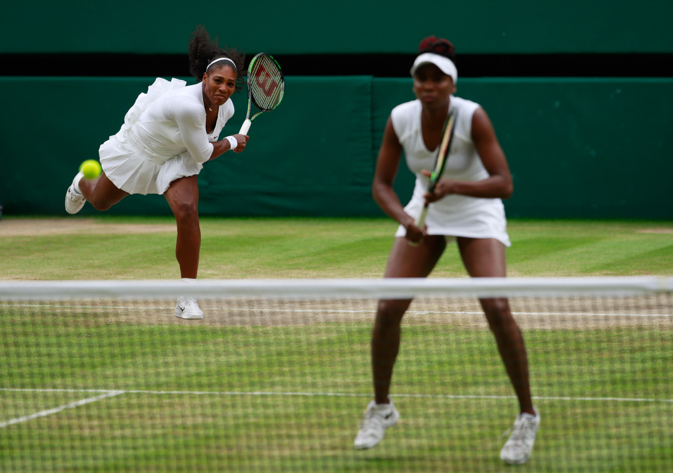 """<strong>Serena Williams and Venus Williams, Tennis, USA</strong>For many top pro athletes, an Olympic medal is a nice accessory to have hanging in the game room. The Grand Slams, majors and NBA titles are what pay the bills—a point made clear this summer when LeBron James, Stephen Curry, Rory McIlroy and many other big names bailed on Rio. They cited fatigue, injuries and the risk of catching Zika. But really, these athletes are staying home because they can afford to.                                    The Williams sisters could have joined these stars and skipped Rio. Instead, Venus and Serena are bucking this Olympic indifference. They've embraced the Games with the zeal of athletes for whom the event is their Super Bowl. They're both fourtime gold medalists, each with one singles title and three doubles golds won together.                                   Venus recently said she holds the Olympics in higher regard than the Slams. When some pros expressed frustration that the Olympics don't count toward pro tour rankings, she scoffed. """"Who needs ranking points if you're playing for a gold medal?"""" Venus said. """"Gotta get your life in perspective.""""                                   More than anything, the bond between Venus and Serena is what keeps them coming back to the Olympics. What's better than trying to win a gold medal while playing with your sibling? And as Serena's career has surpassed her older sister's—she tied Steffi Graf's Openera record of 22 Grand Slam tournament wins at Wimbledon and will attempt to break it at the U.S. Open in September—Venus has remained her biggest fan. """"I think some siblings would feel different,"""" Serena says. """"But if I win, she feels like she won. There's literally no difference.""""                                   In Rio, they can own the podium together. Serena is favored to defend the 2012 singles gold she won in London, while the sisters are a good bet to edge Switzerland's Martina Hingis and Belinda Bencic for their fourth"""