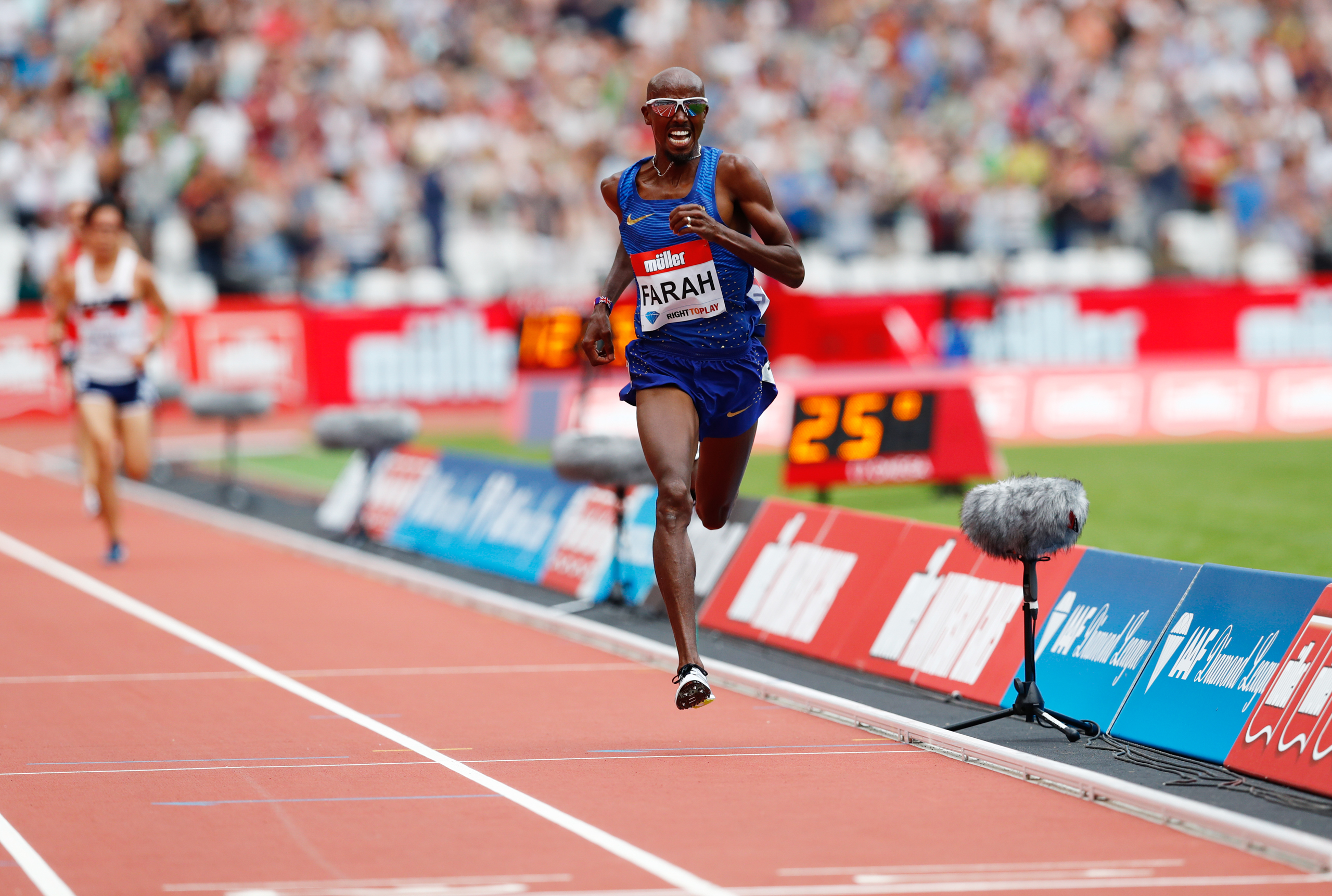 <strong>Mo Farah, Track and Field, UK</strong>Farah electrified London with his 5,000-m/10,000-m double gold at the 2012 Games. Last year his coach, Alberto Salazar, was accused of doping athletes. Farah wasn't named, but a similar performance will attract skeptics.