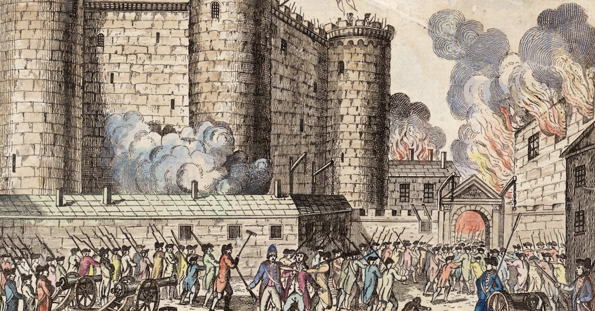 Bastille Day History: What Really Happened on July 14, 1789? | Time