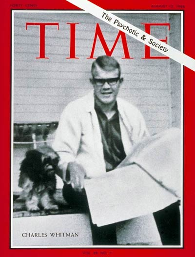 The Aug. 12, 1966, cover of TIME