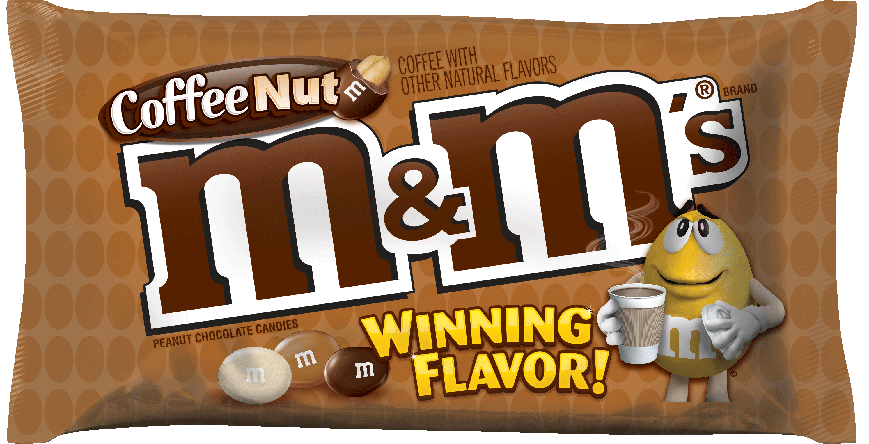 Coffee Nut M&M's