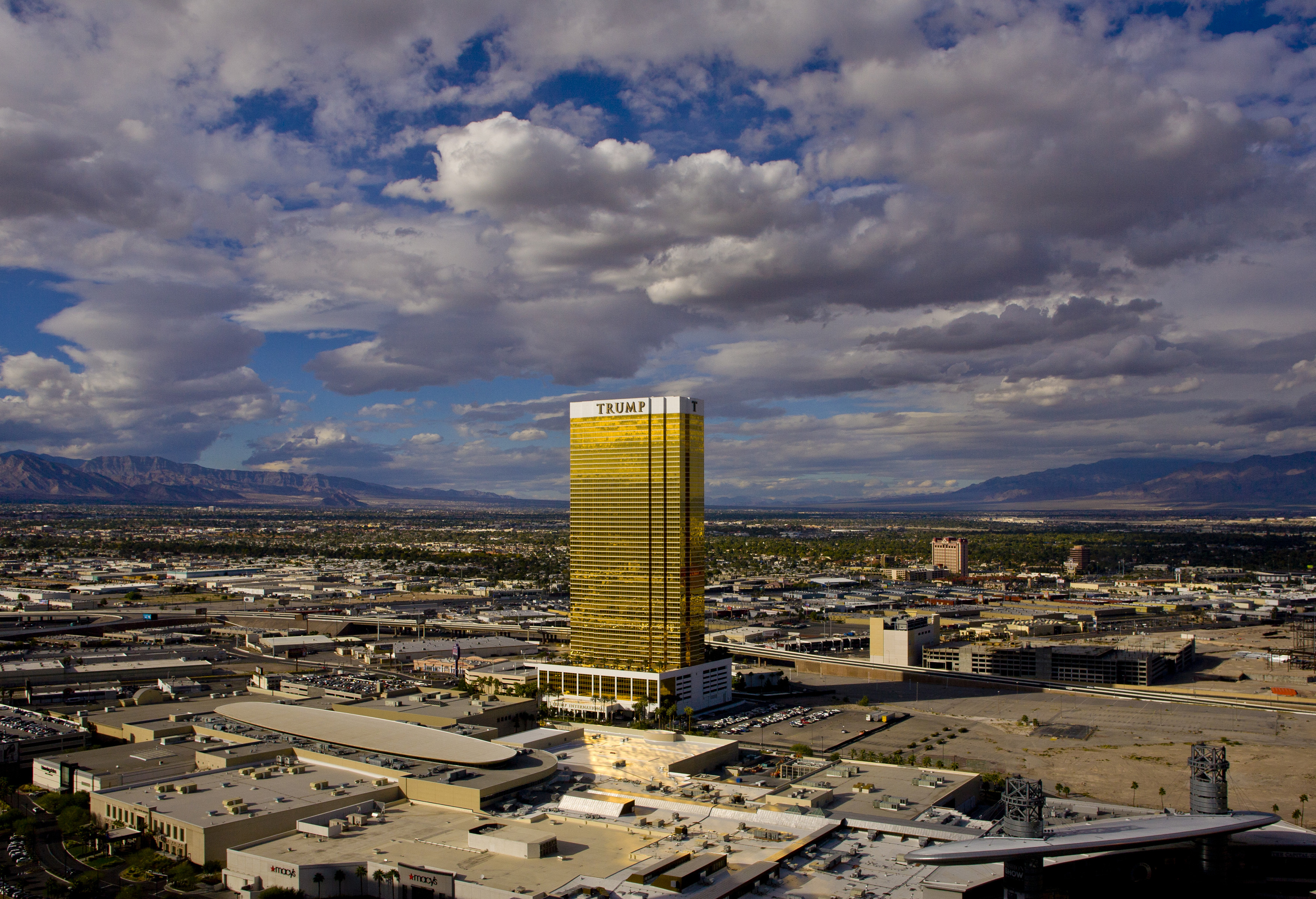 Las Vegas Trump