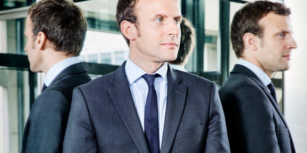 Emmanuel Macron Says French System No Longer Sustainable Time
