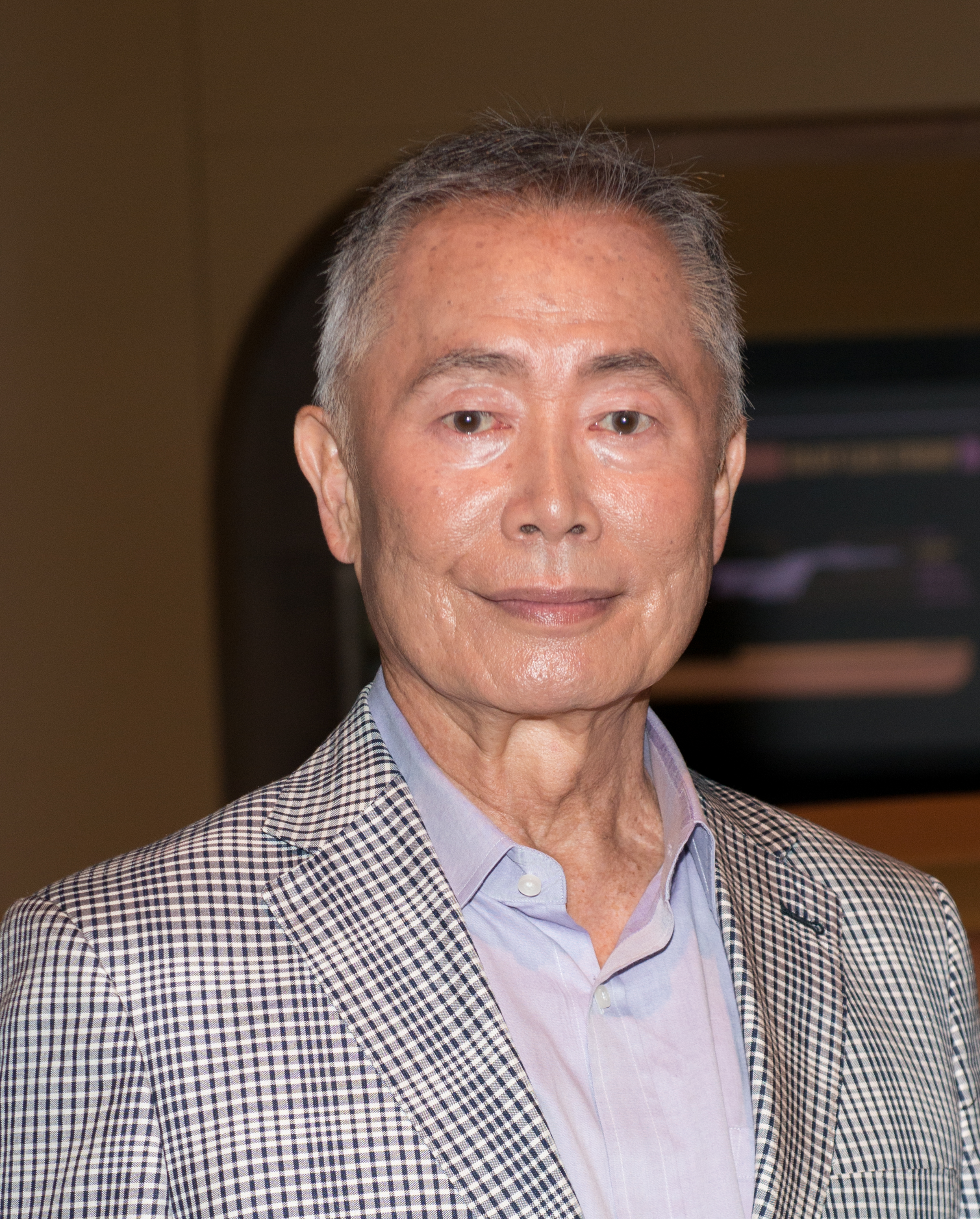 George Takei attends the Star Trek: The Star Fleet Academy Experience at Intrepid Sea-Air-Space Museum on June 30, 2016 in New York City.