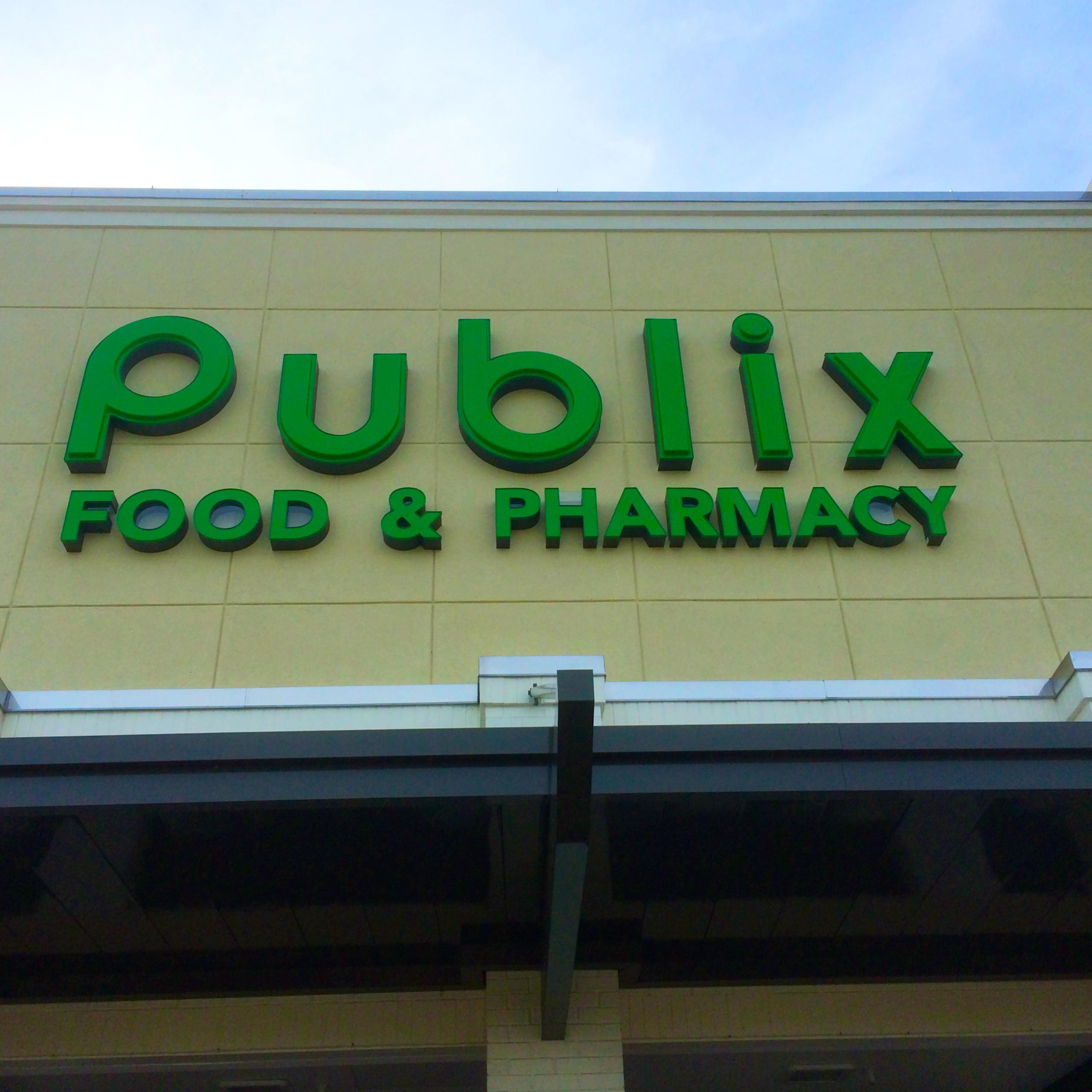 Publix Supermarket, Ponte Vedra Beach, Florida.