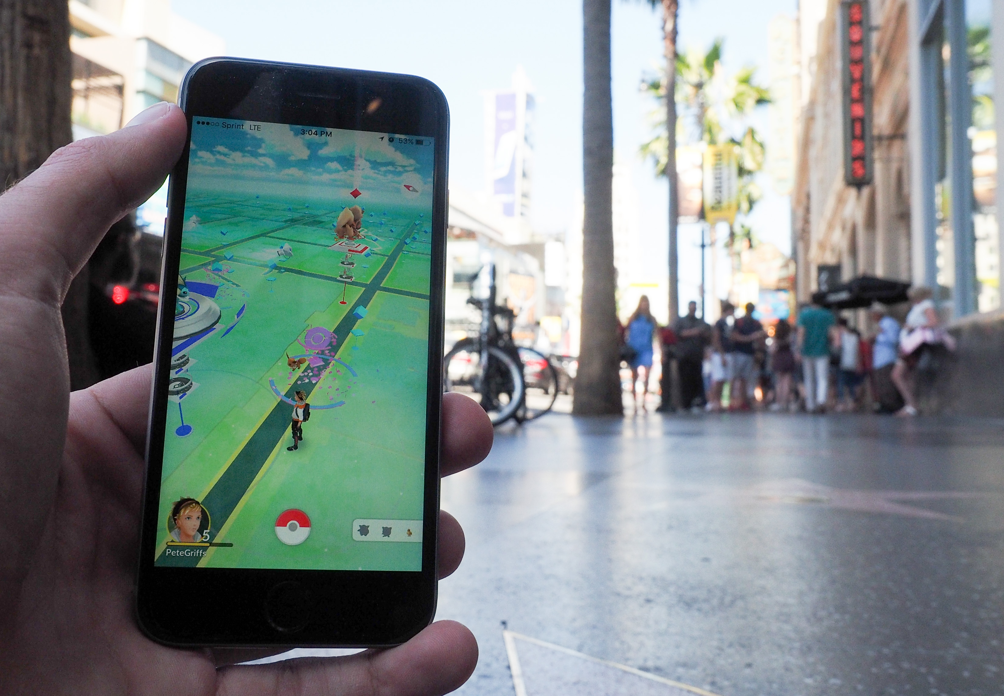 Pokémon Go is being used as a tool to help people to register to vote.