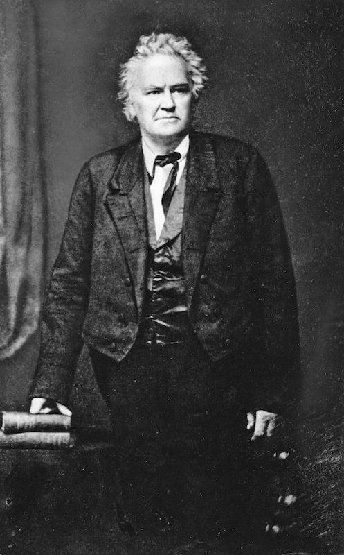A portrait of Joshua Reed Giddings