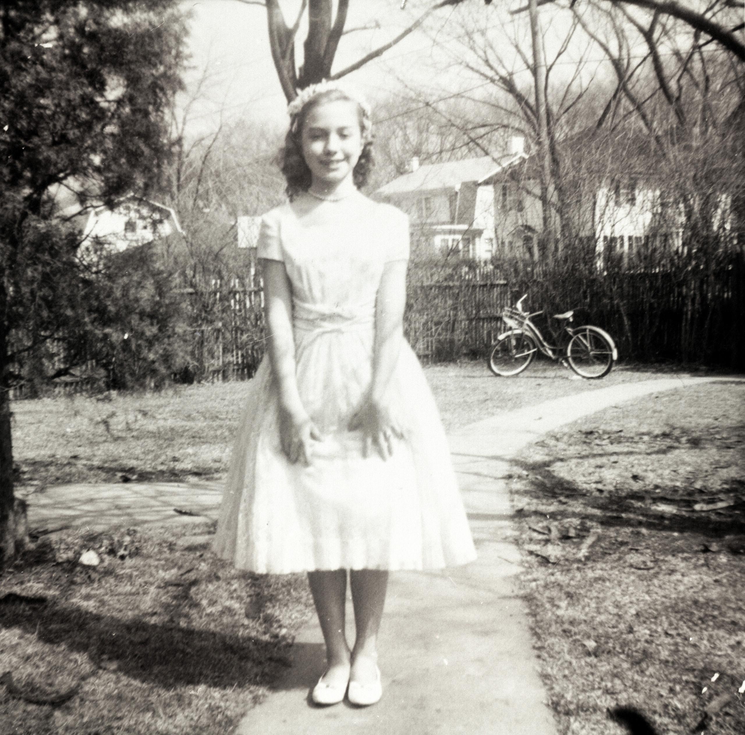 Hillary, c. 1960.
