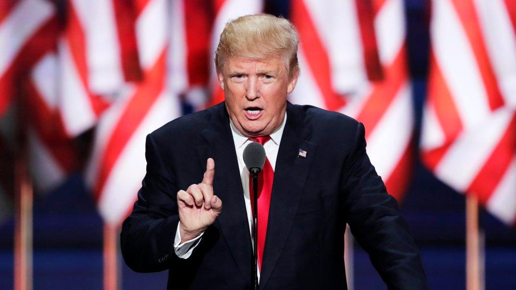 Donald Trump Convention Speech Paints Grim Picture | Time