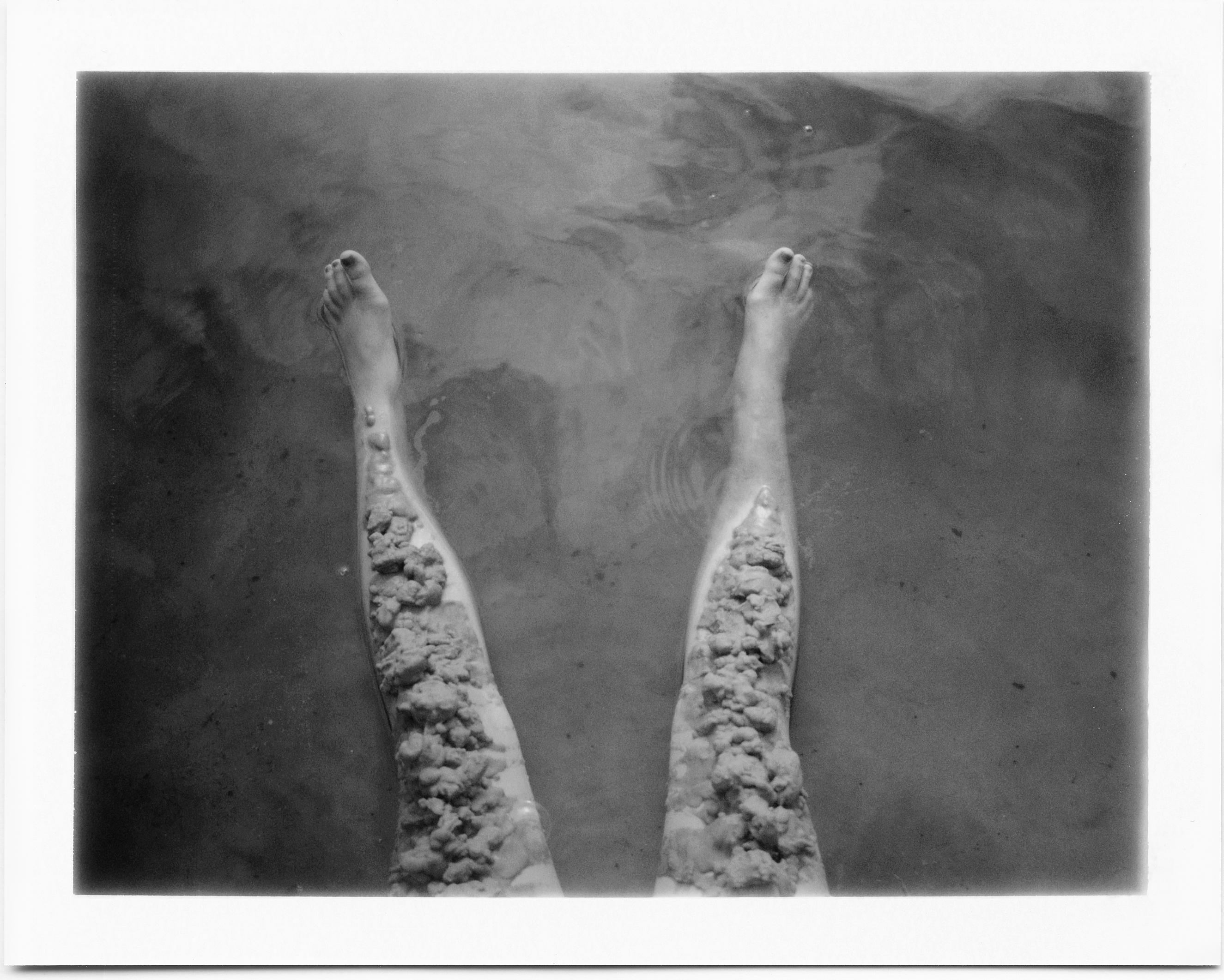 Ritual (Mud Bath), The Little Pee Dee River, SC, Summer 2016