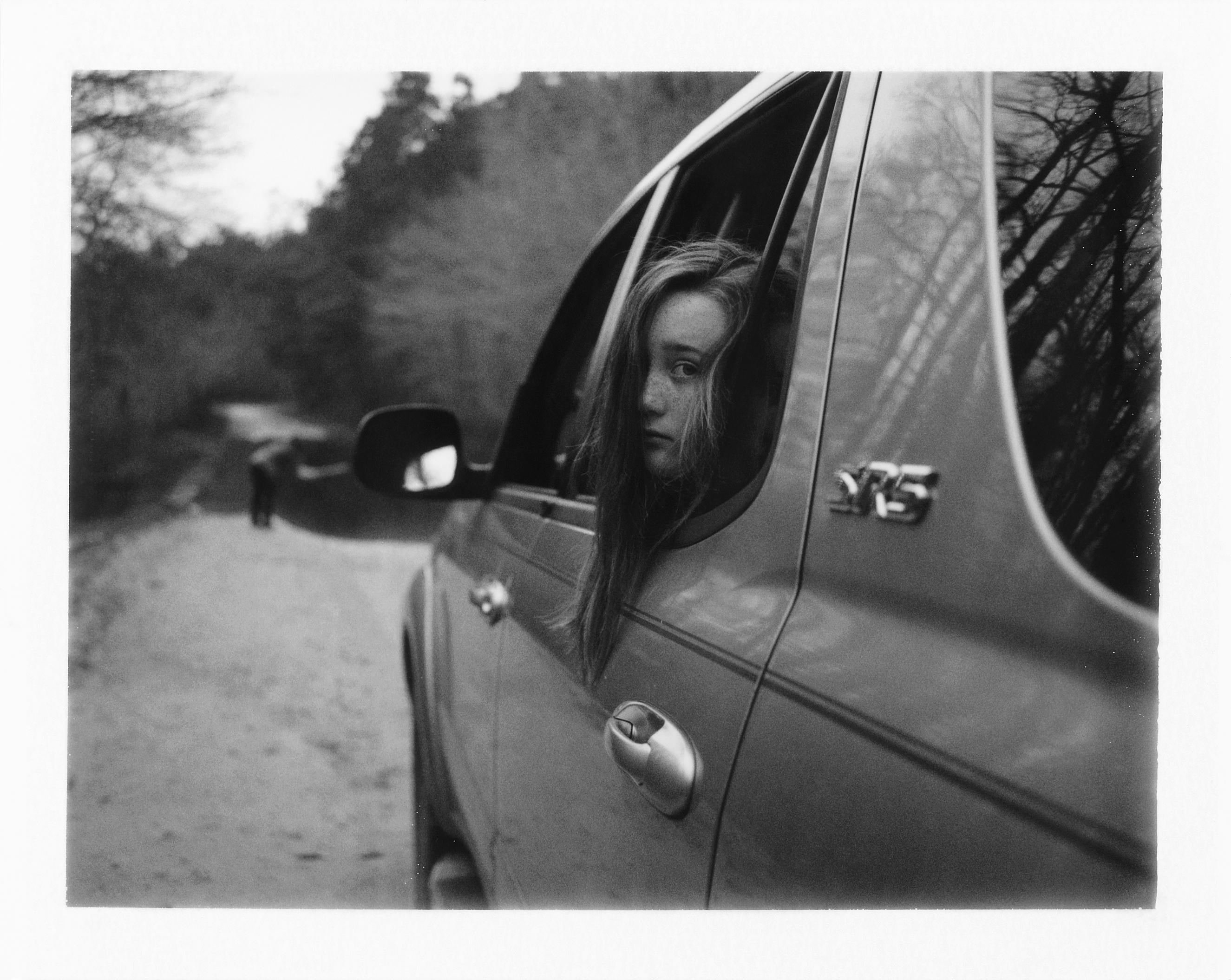Back Road Drive, Dusk, Gresham, South Carolina, 2016