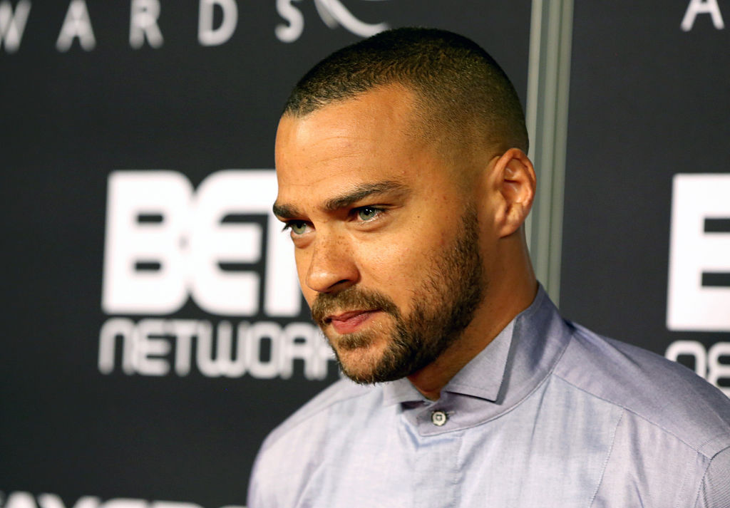 Jesse Williams attends The Players' Awards presented by BET at the Rio Hotel & Casino on July 19, 2015 in Las Vegas, Nevada.