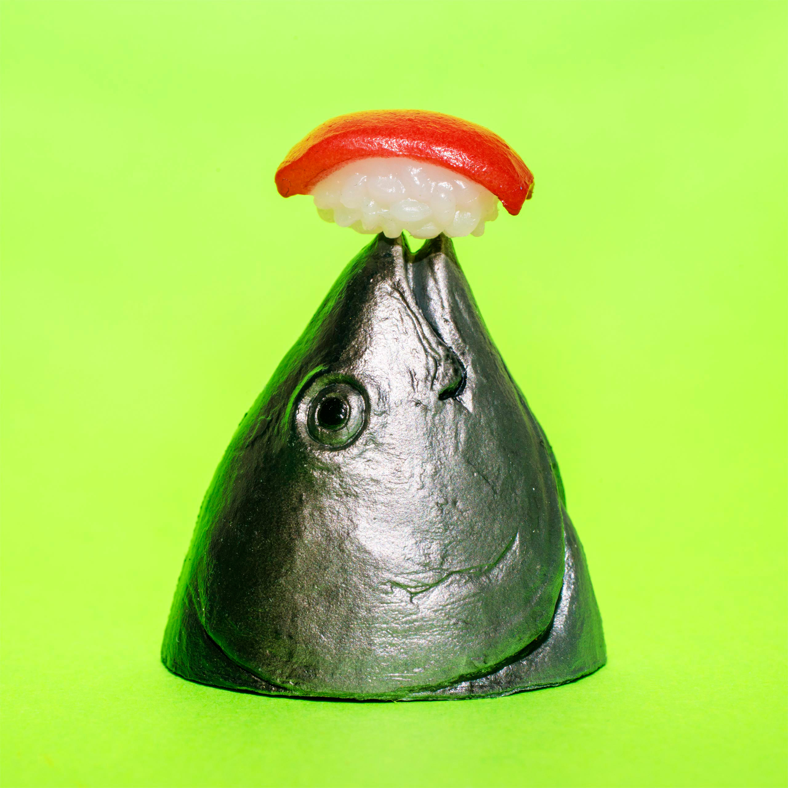 #tuna #kiss #sushi #this #thingsarequeer