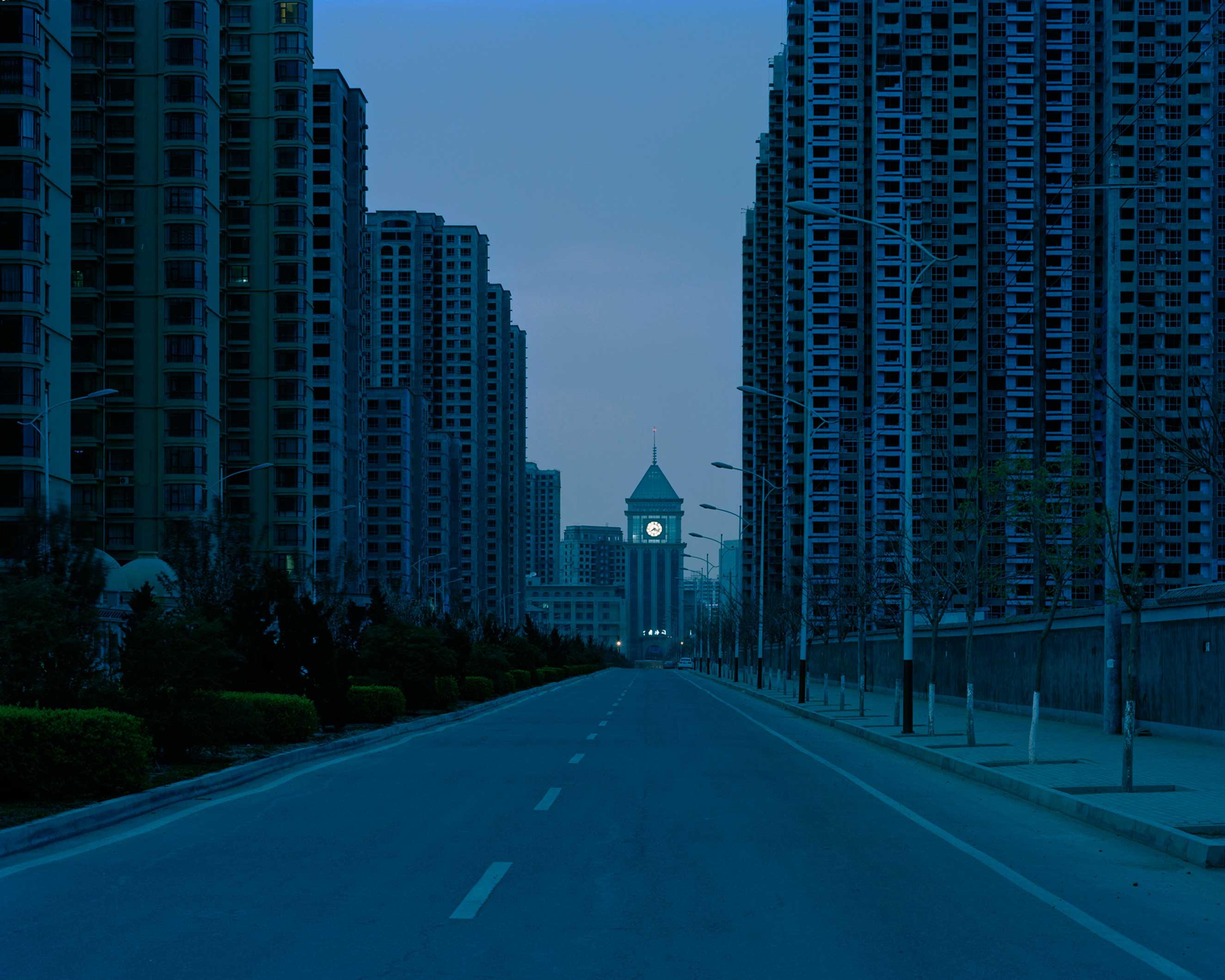Lanzhou, Anning district, Gansu province, China, April 2013