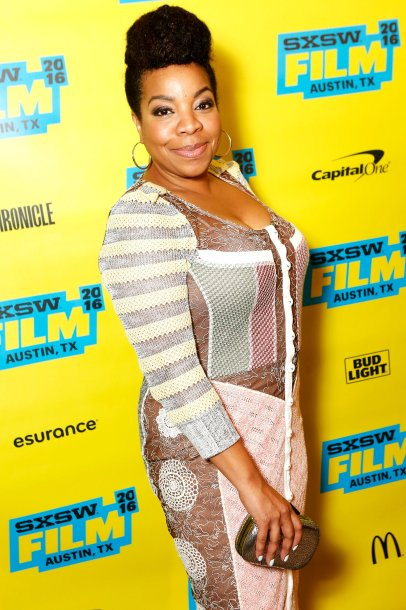 Kimberly Hebert Gregory attends the premiere of Vice Principals during the 2016 SXSW Music, Film + Interactive Festival in Austin, Texas, on March 11, 2016.